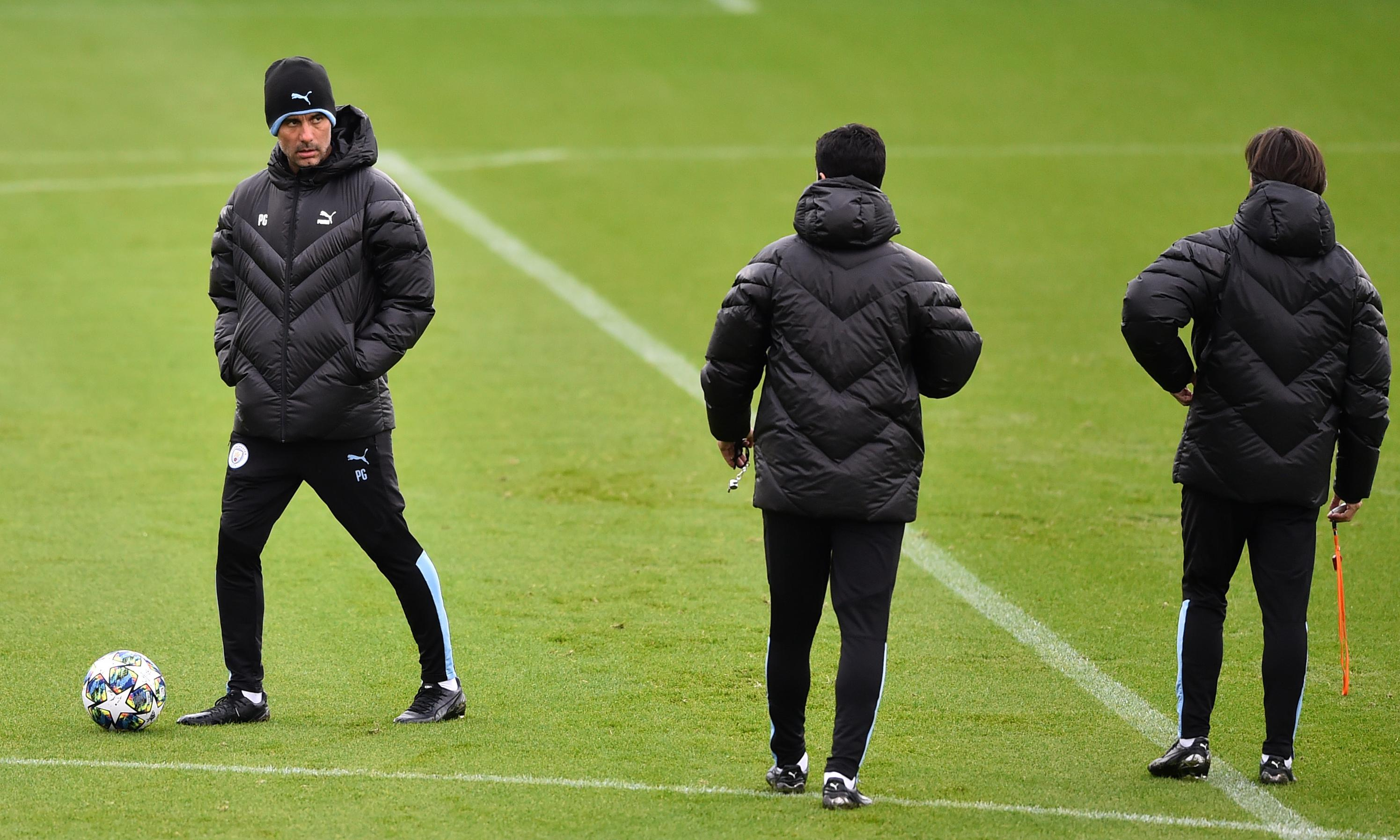 City told to sharpen up as they take on Atalanta in the Champions League