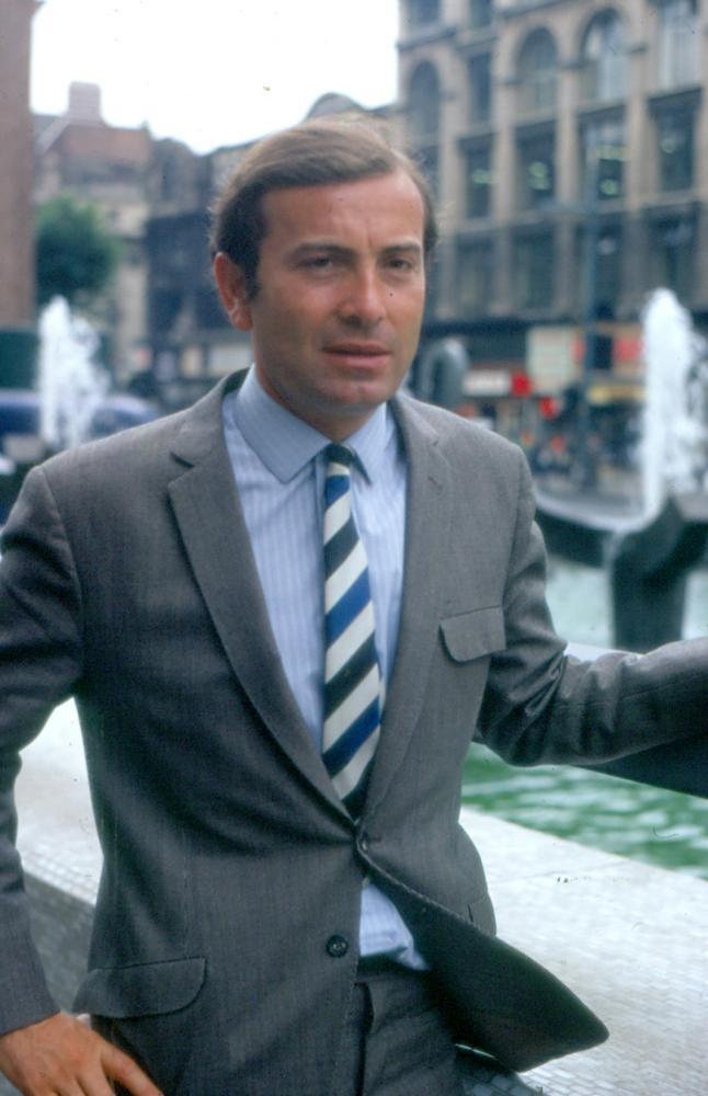 Wilem Frirschmann, c1966.