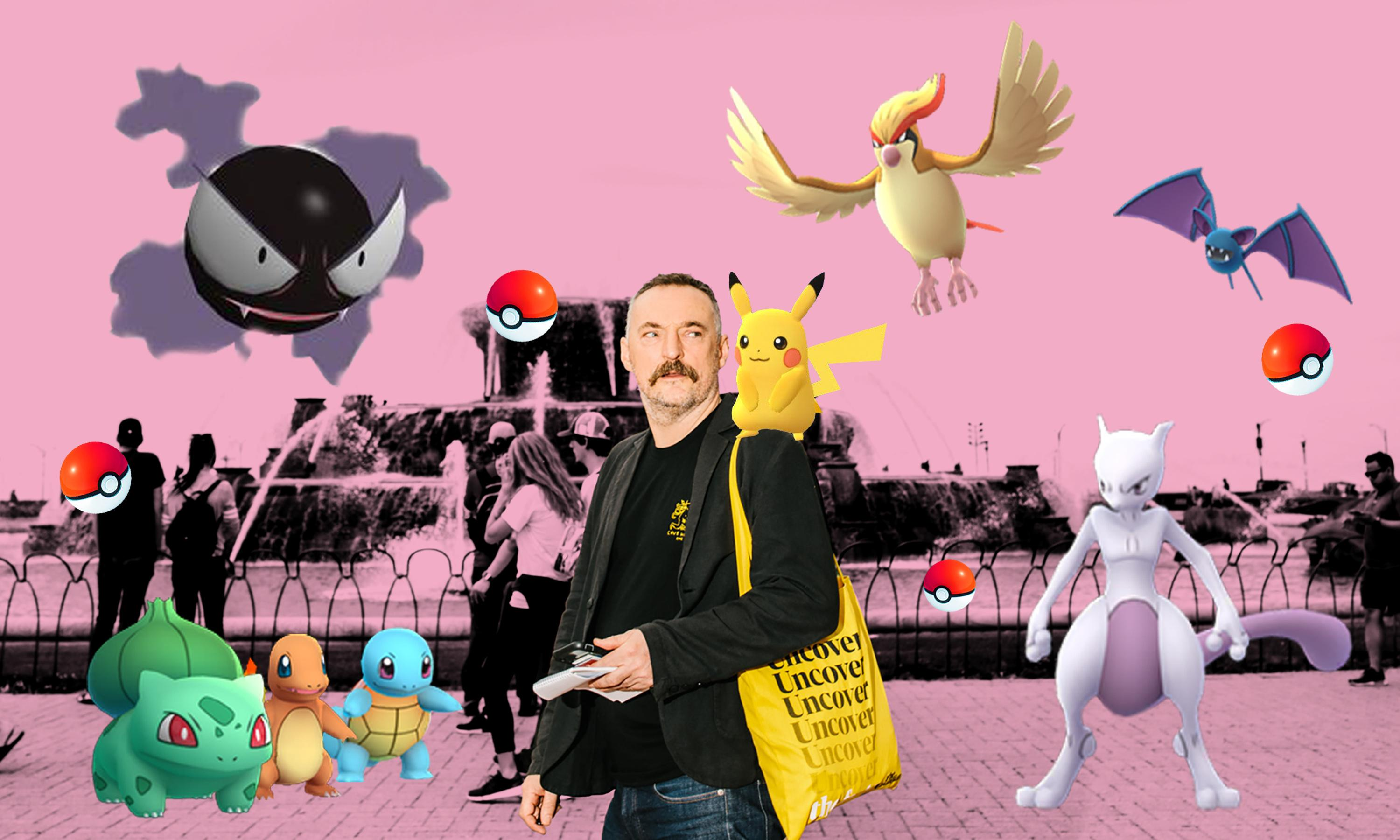 My secret shame: I am (still) addicted to Pokémon Go