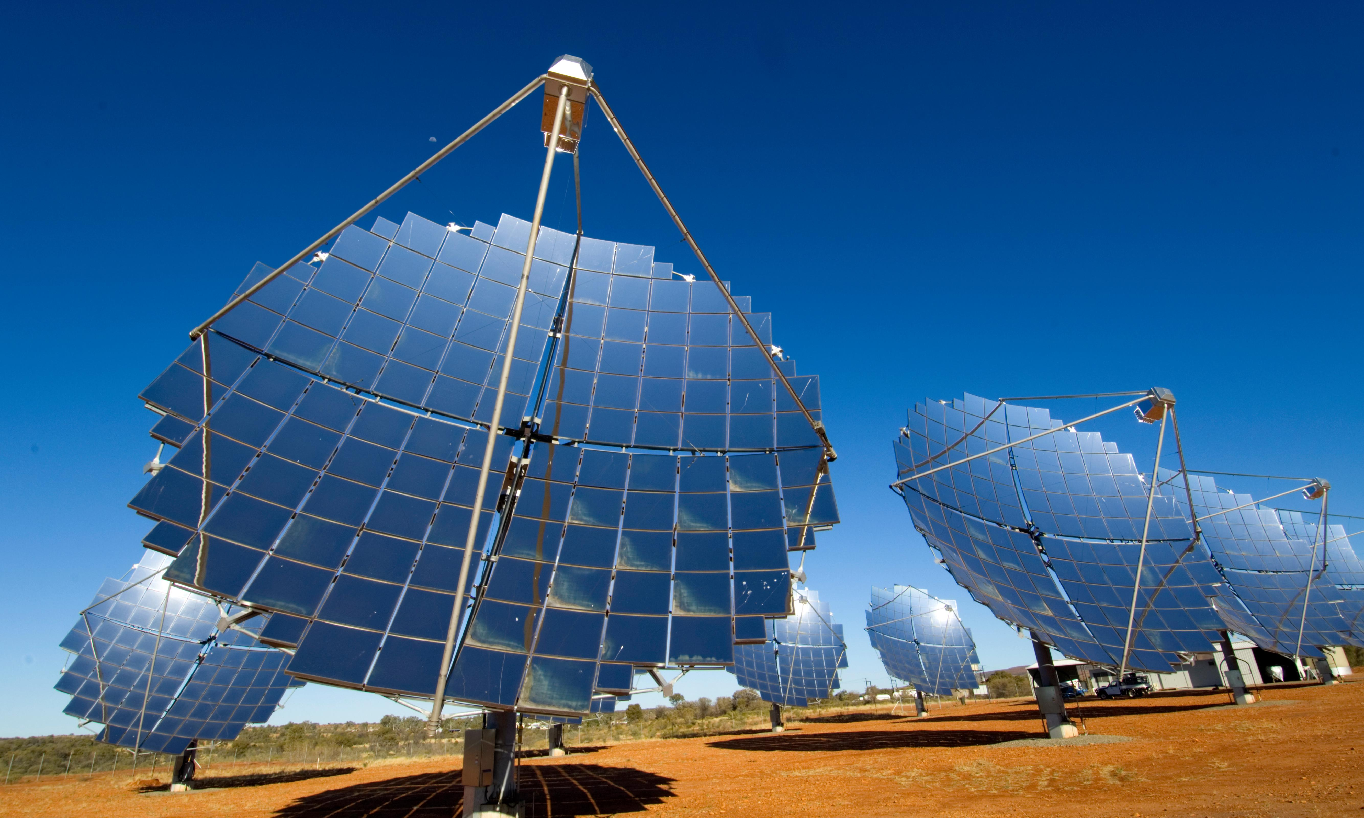 Clean energy found to be a 'pathway to prosperity' for Northern Territory
