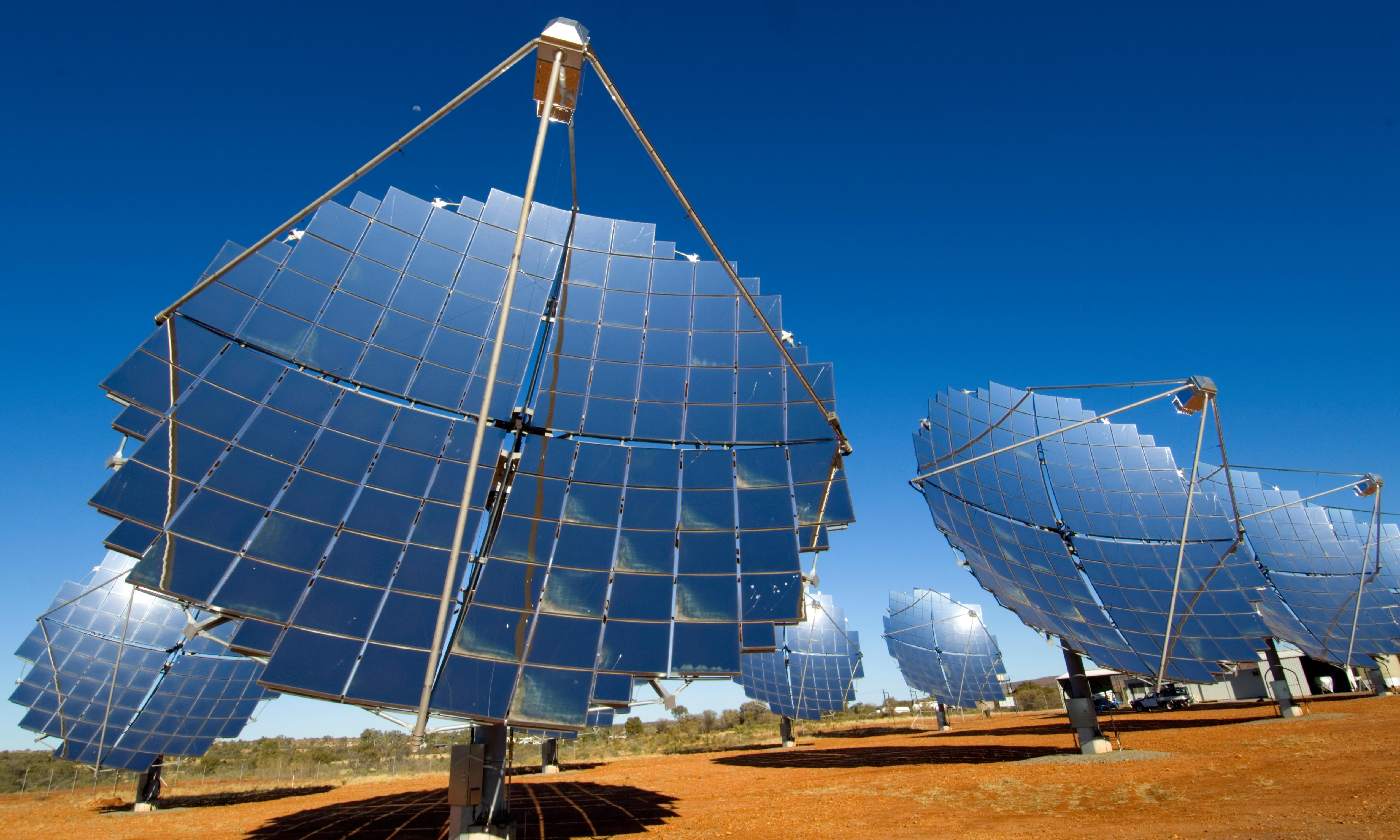 Northern Territory banks on solar to meet new 2050 zero emissions target