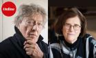 Tom Stoppard and Hermione Lee in conversation