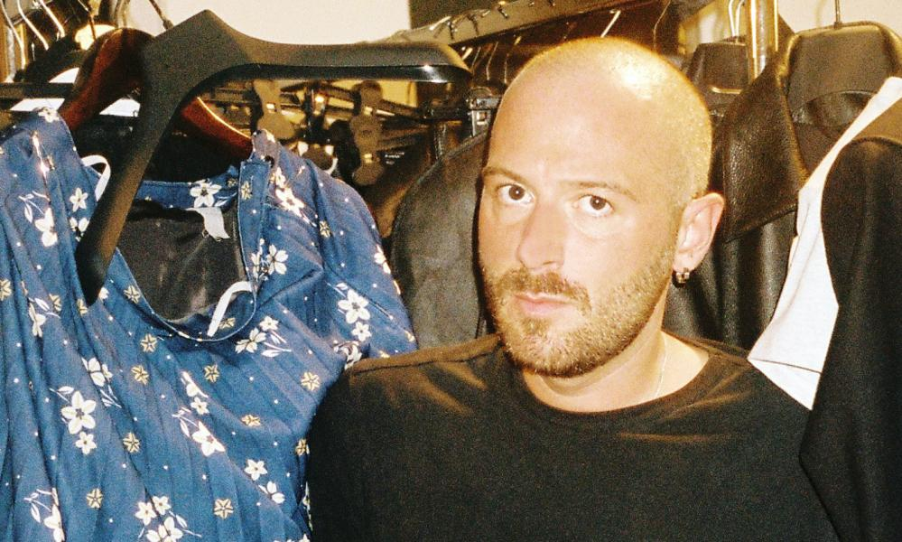 Demna Gvasalia of Vetements and Balenciaga