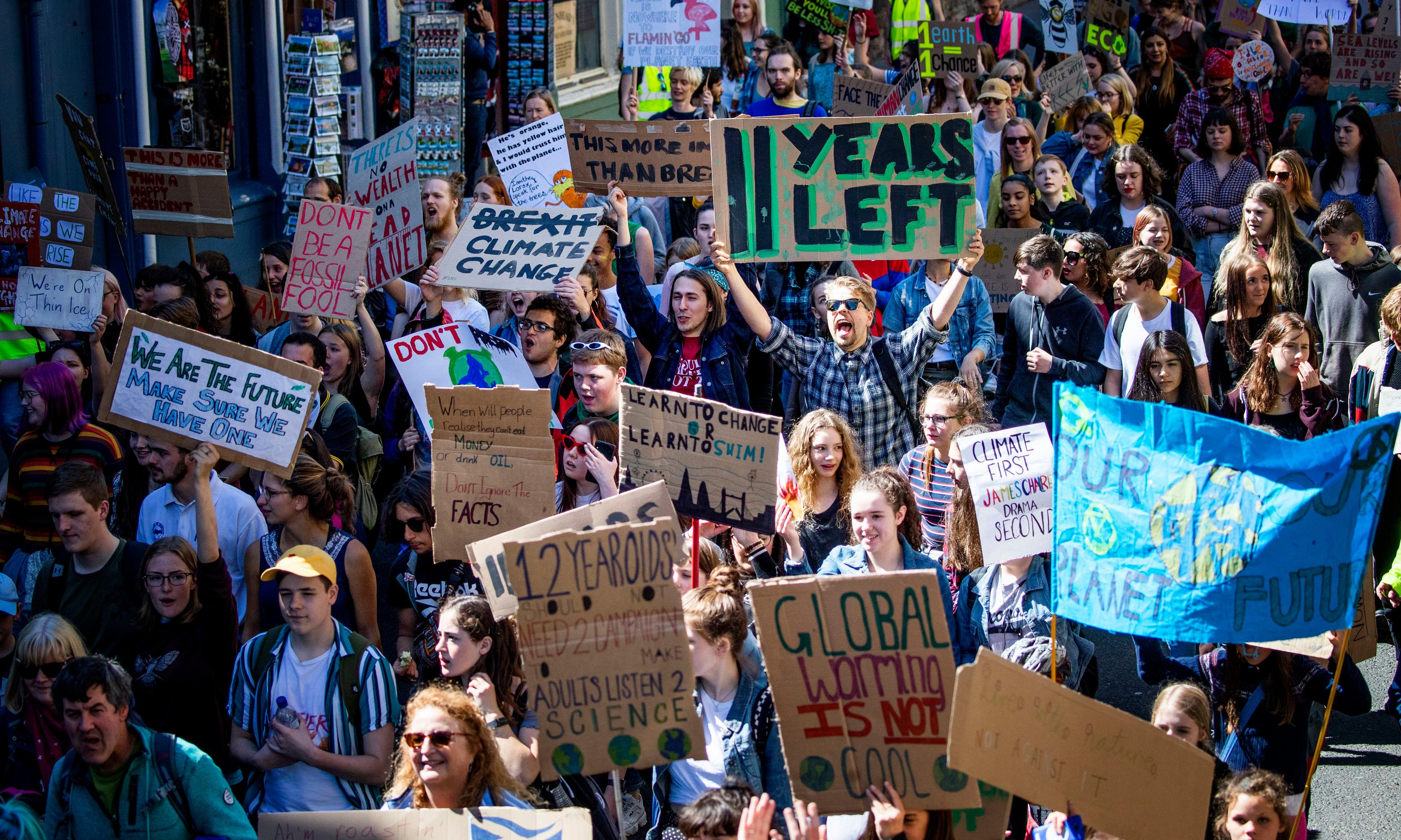 Rebecca Solnit: 'Every protest shifts the world's balance'