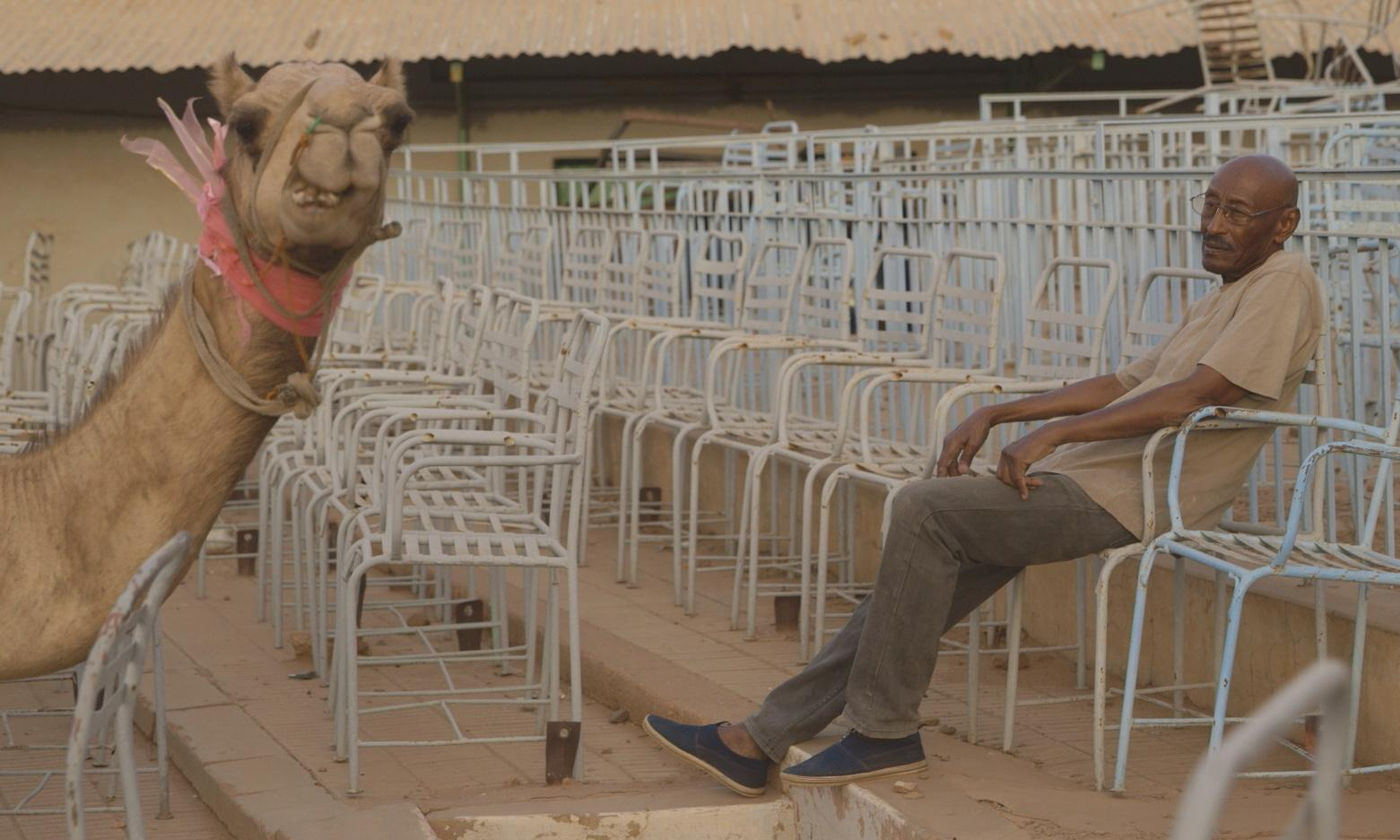 Talking About Trees review – how the lights went out in Sudan's cinemas