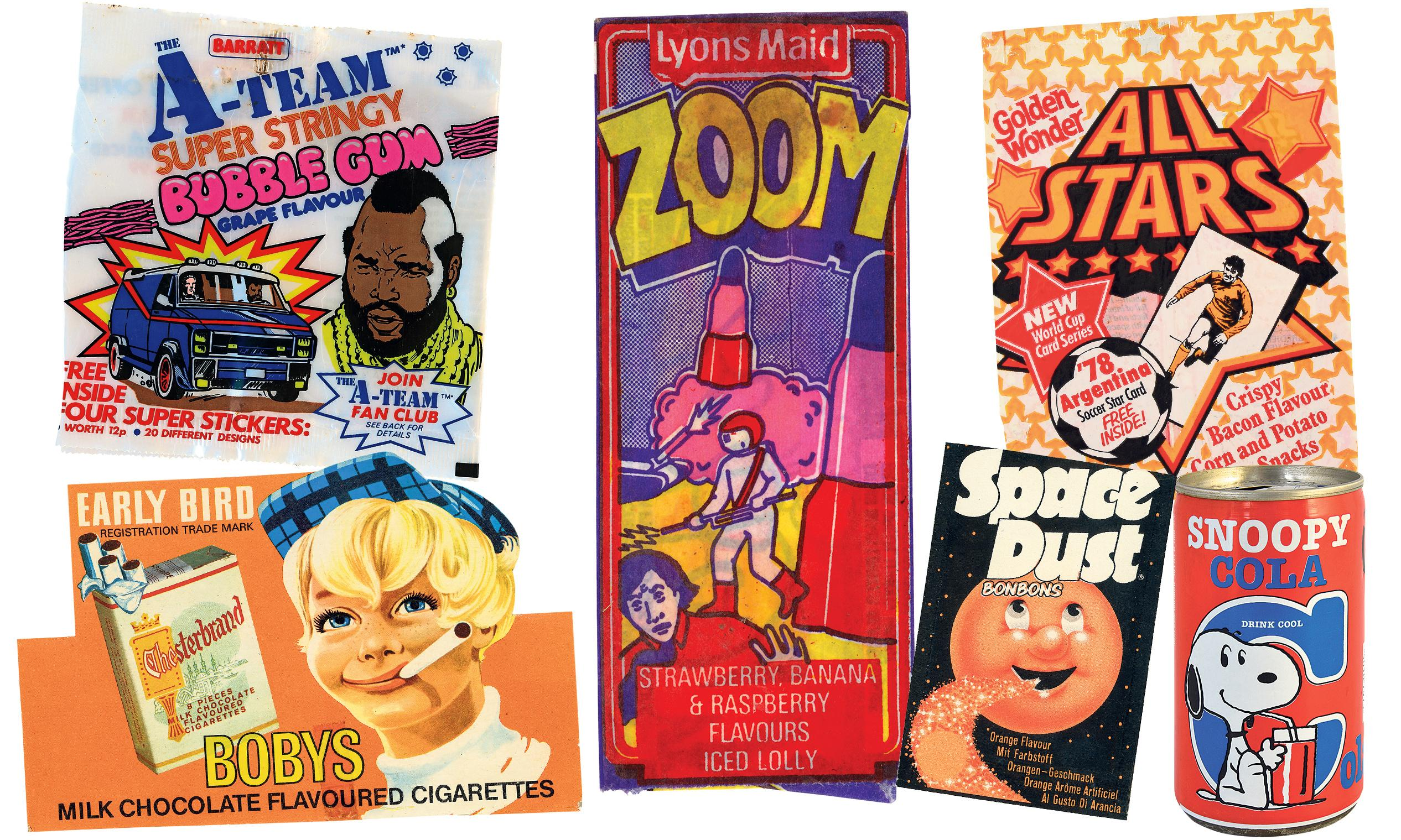 Eye candy: Jarvis Cocker on the joy of vintage sweet wrappers