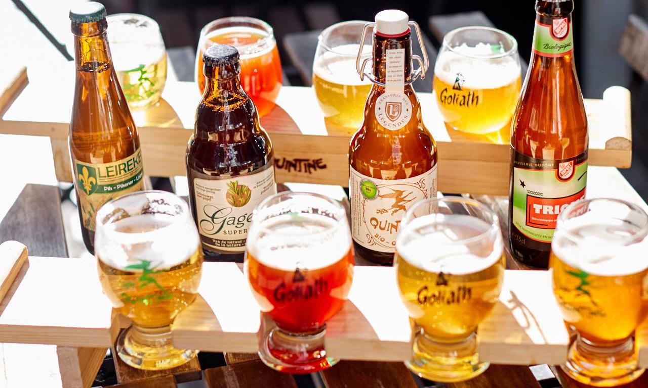 10 of the best craft-beer bars in Brussels