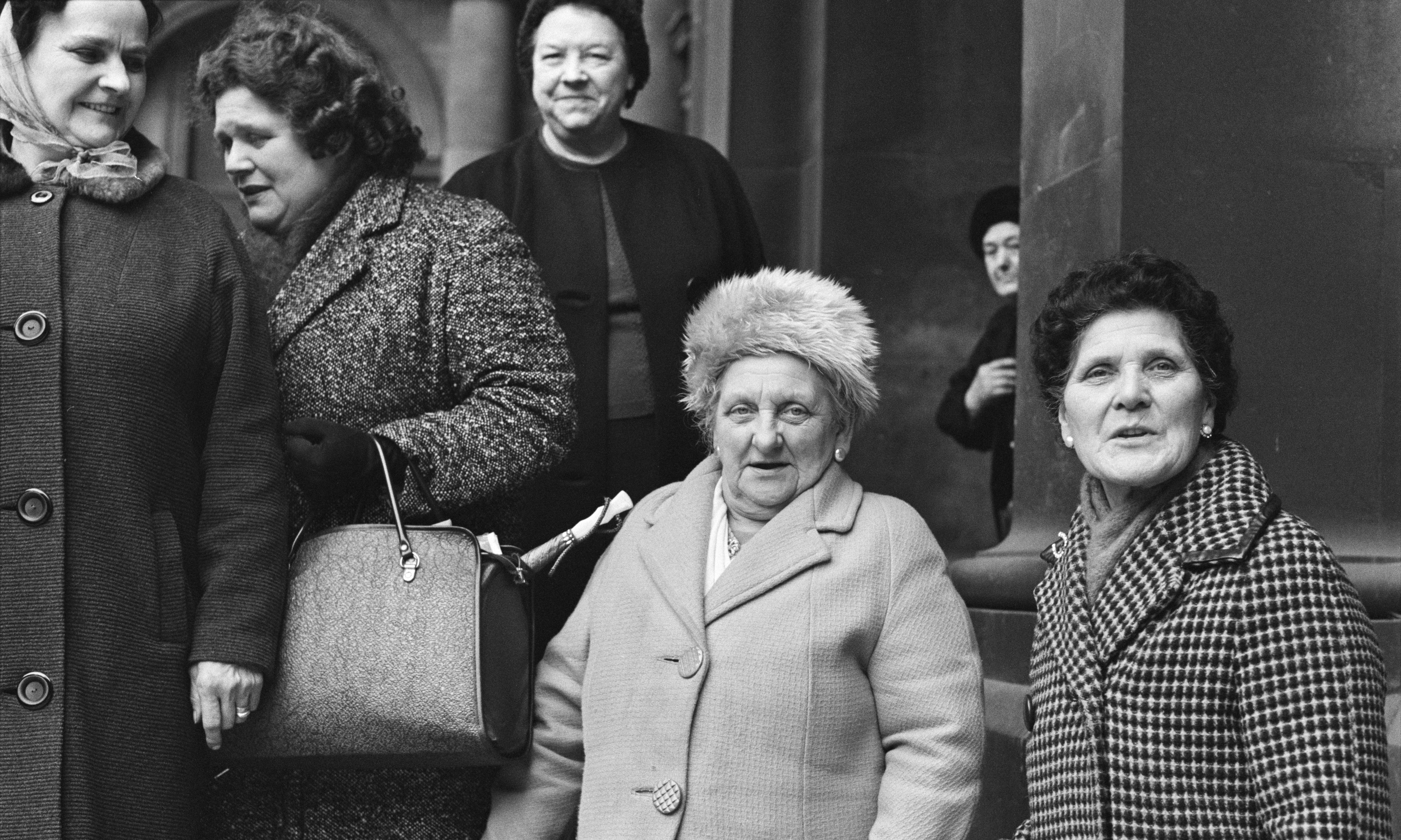 Observer archive: char ladies of the Foreign Office, 4 February 1968