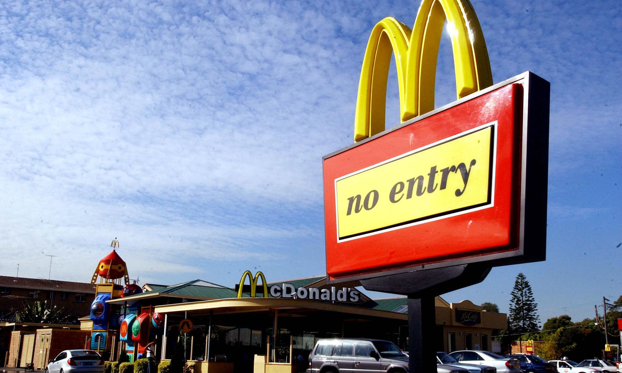 Spies with that? Police can snoop on McDonald's and Westfield wifi customers