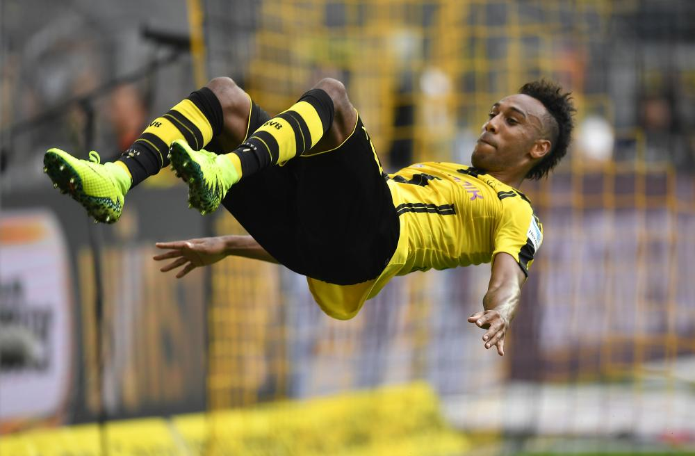 Pierre-Emerick Aubameyang and Borussia Dortmund are back in the Champions League after a one year absence.