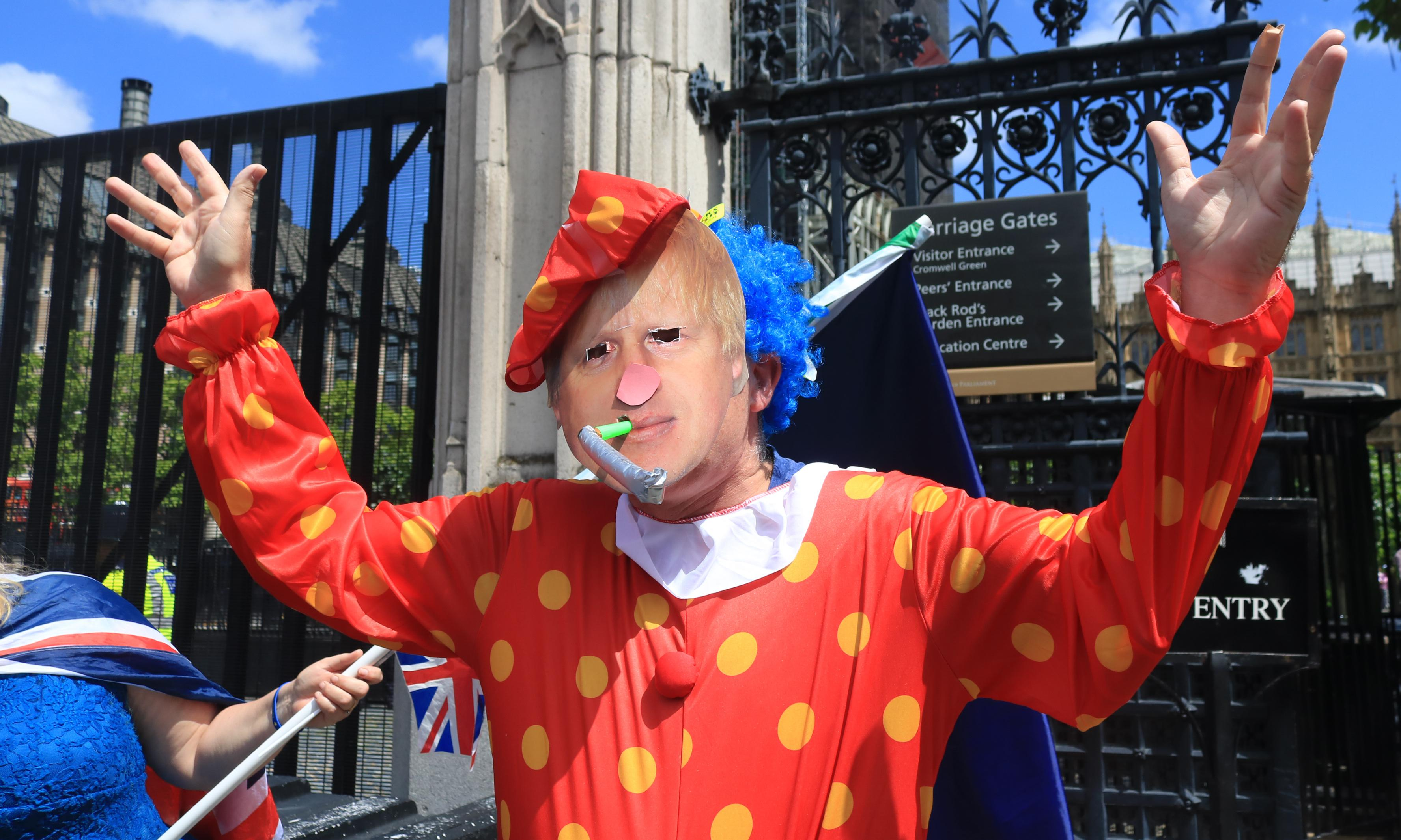 Wednesday briefing: 'Clown show' – business experts on No 10 race and Brexit