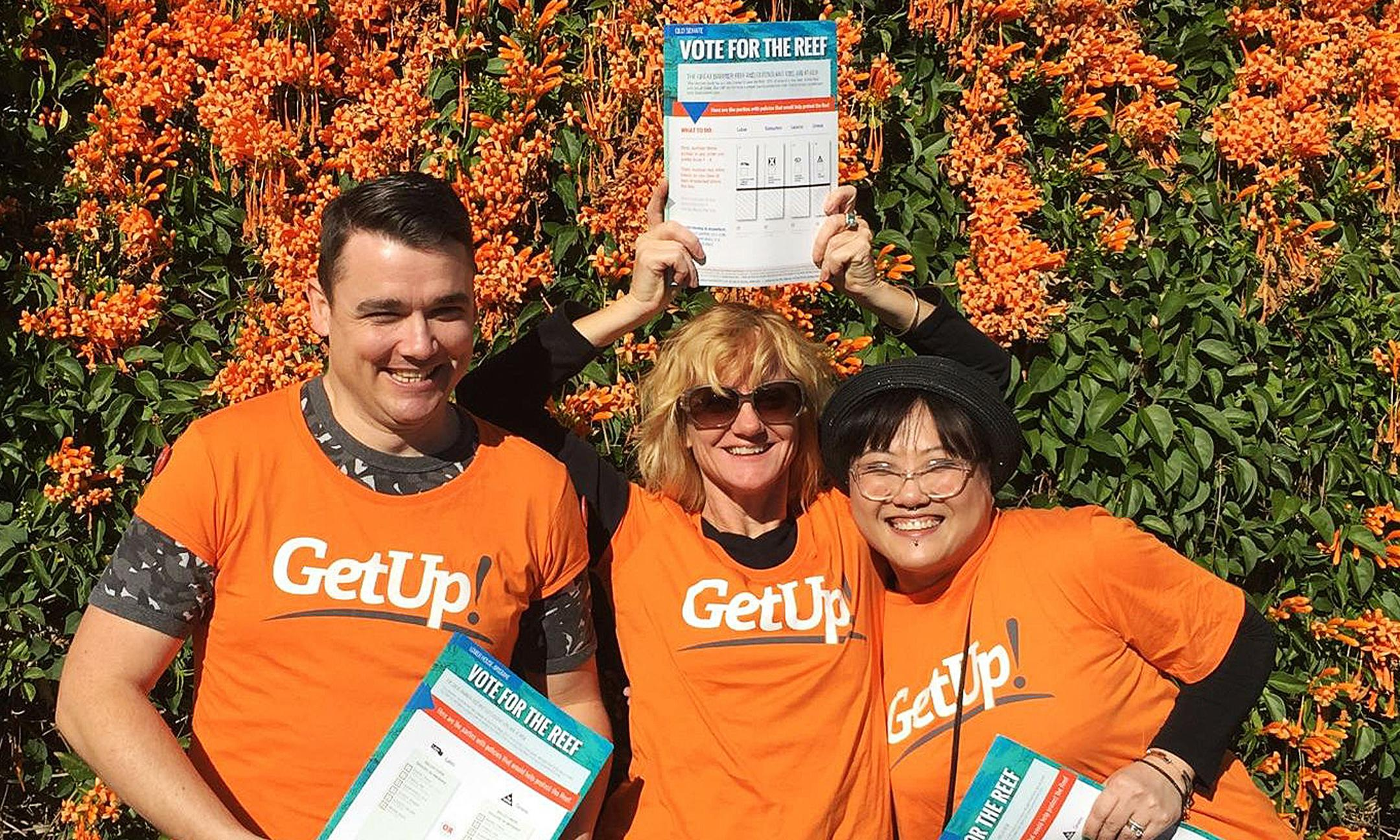 'Hindsight is a wonderful thing': how GetUp's election campaign fell flat