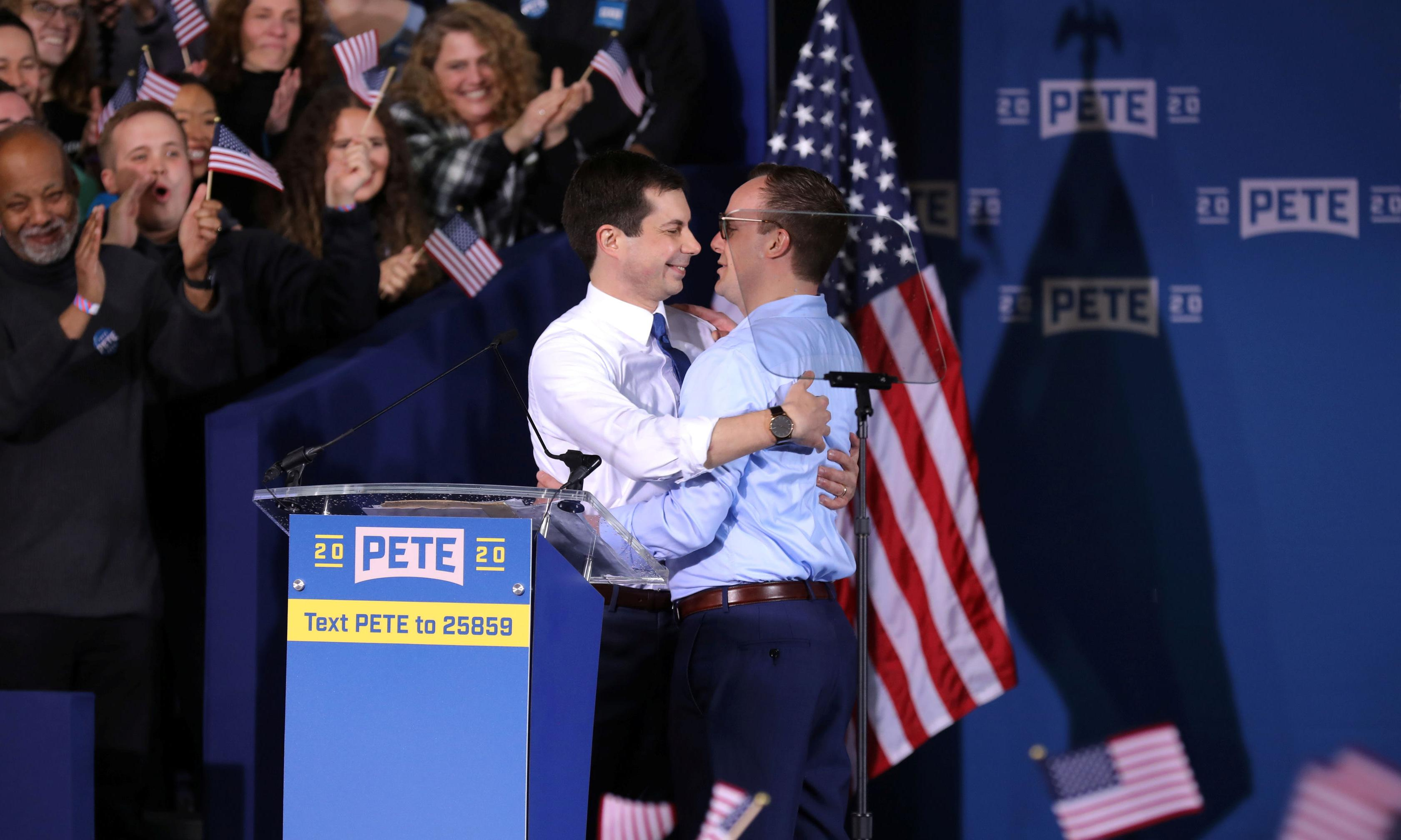 Buttigieg is a scholar and a war veteran … but is the US ready for a gay president?