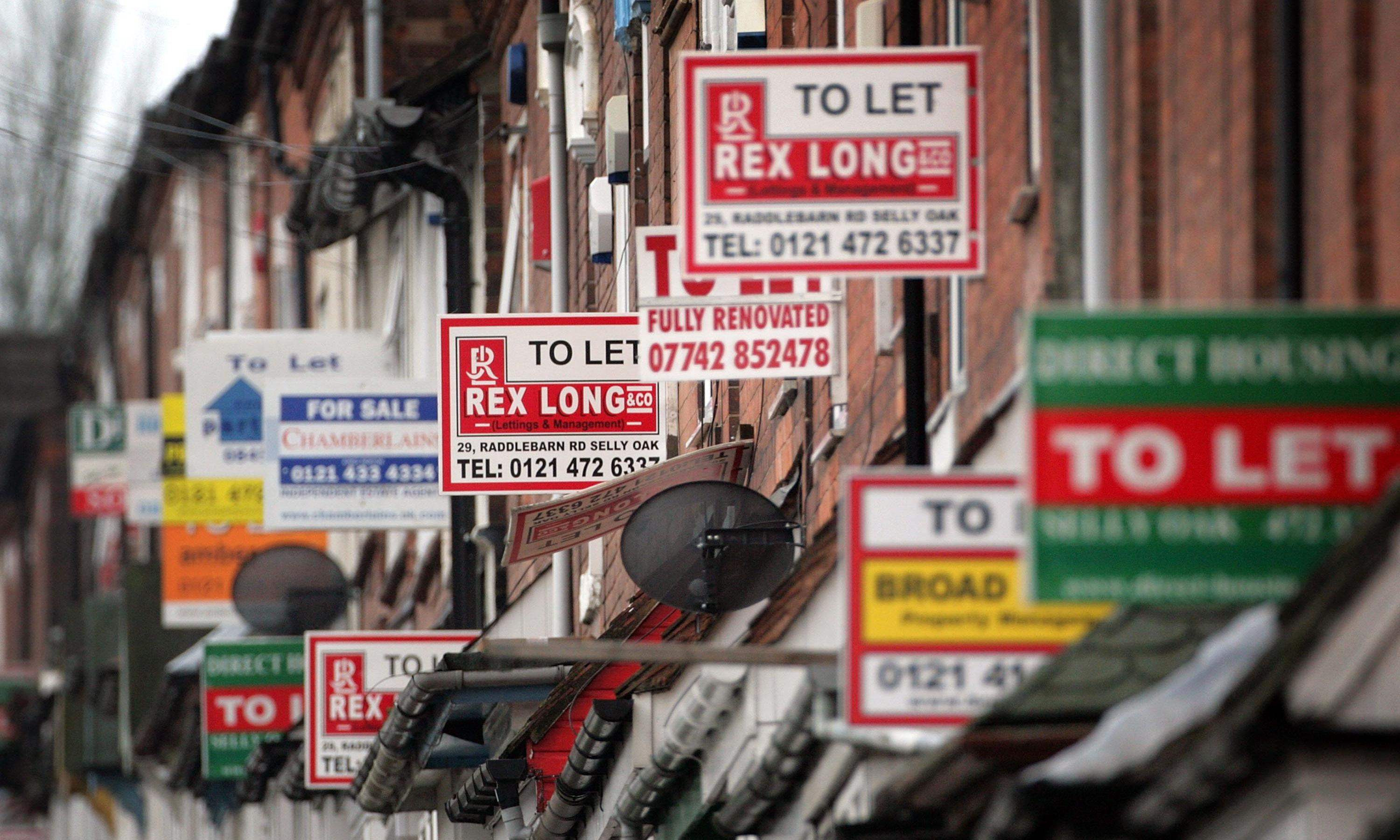 Britain's buy-to-let boom is over - we should rejoice
