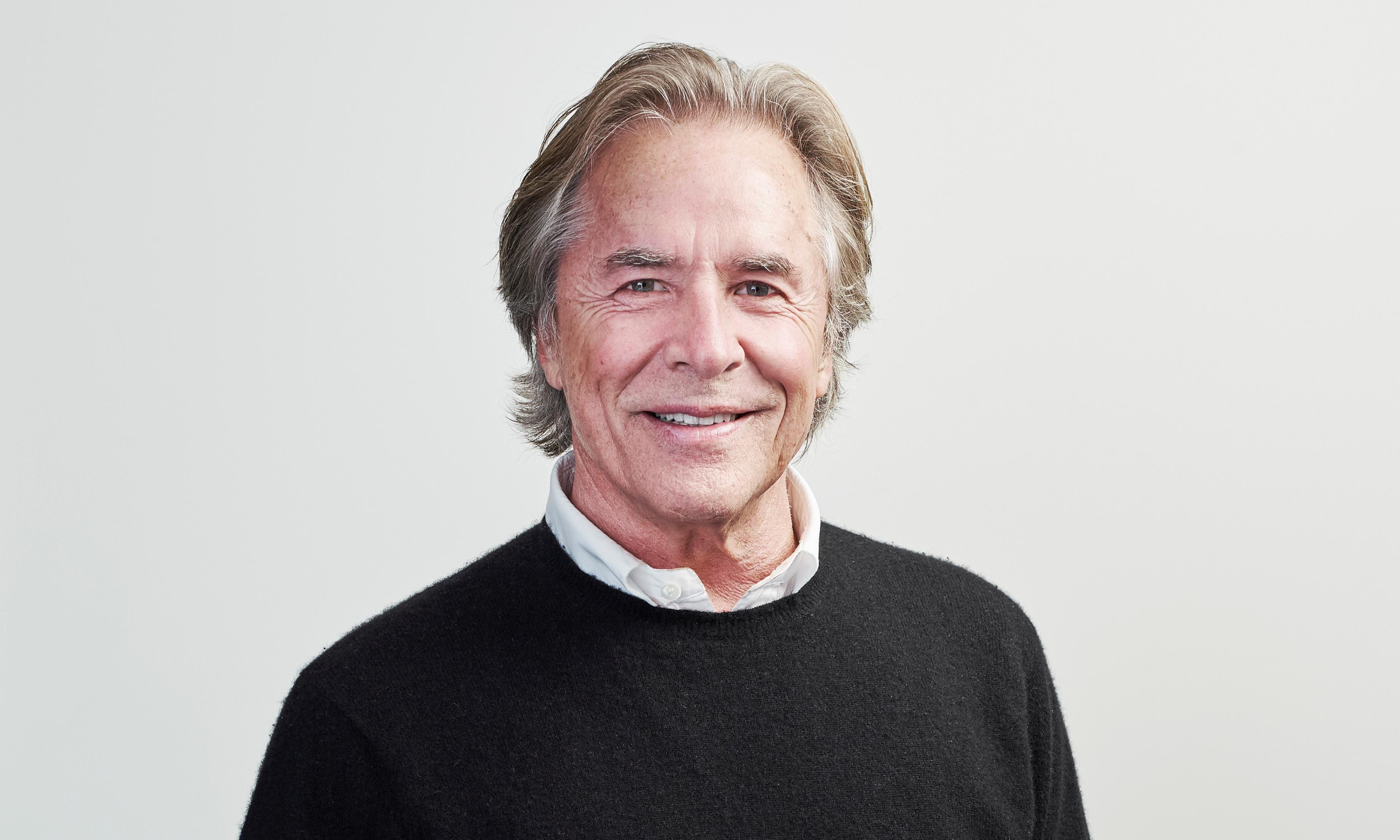 Don Johnson: 'I didn't expect to live to 30, so it's all been gravy'