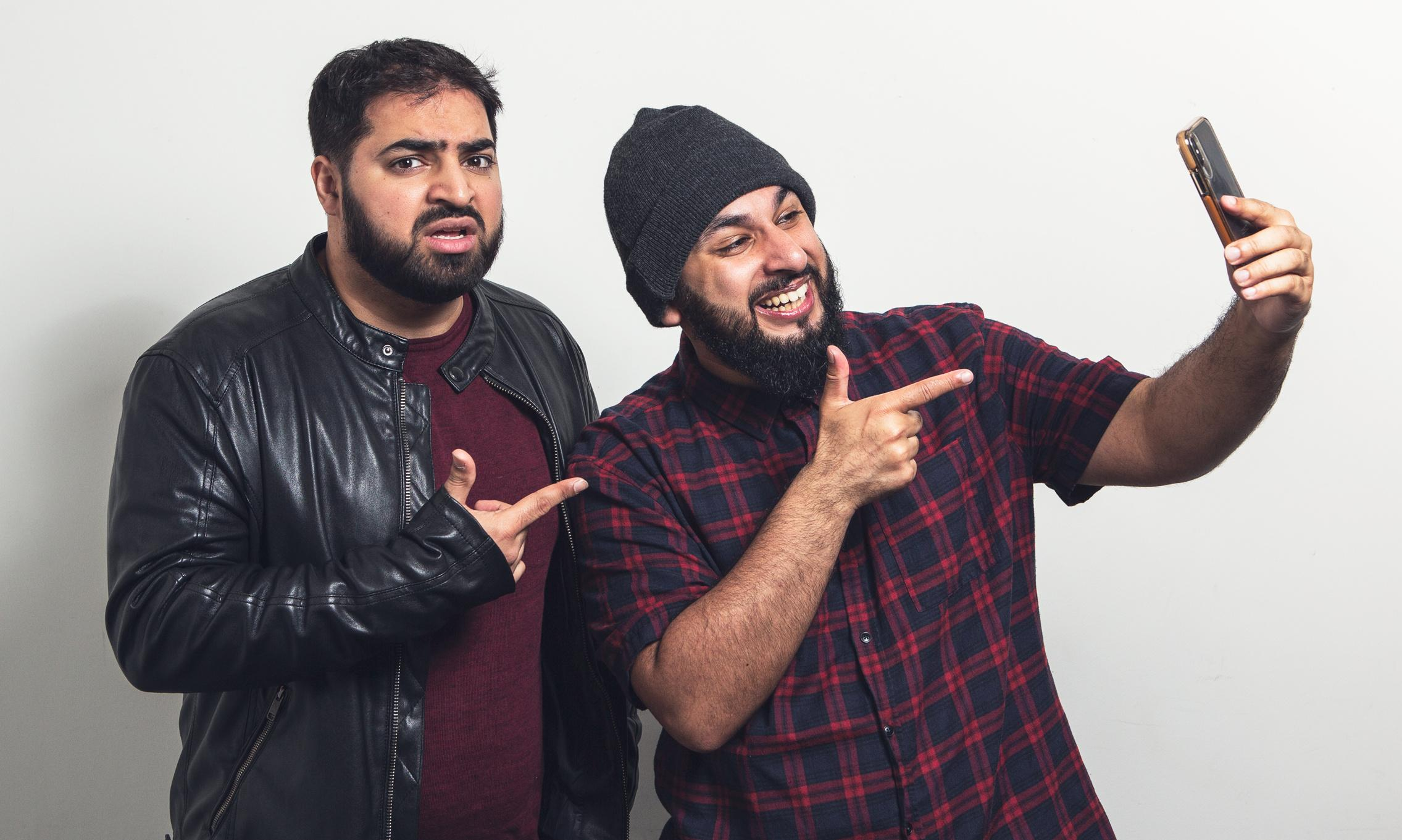 'Will Allah be OK with this?': inside the BBC's first British-Muslim sketch show