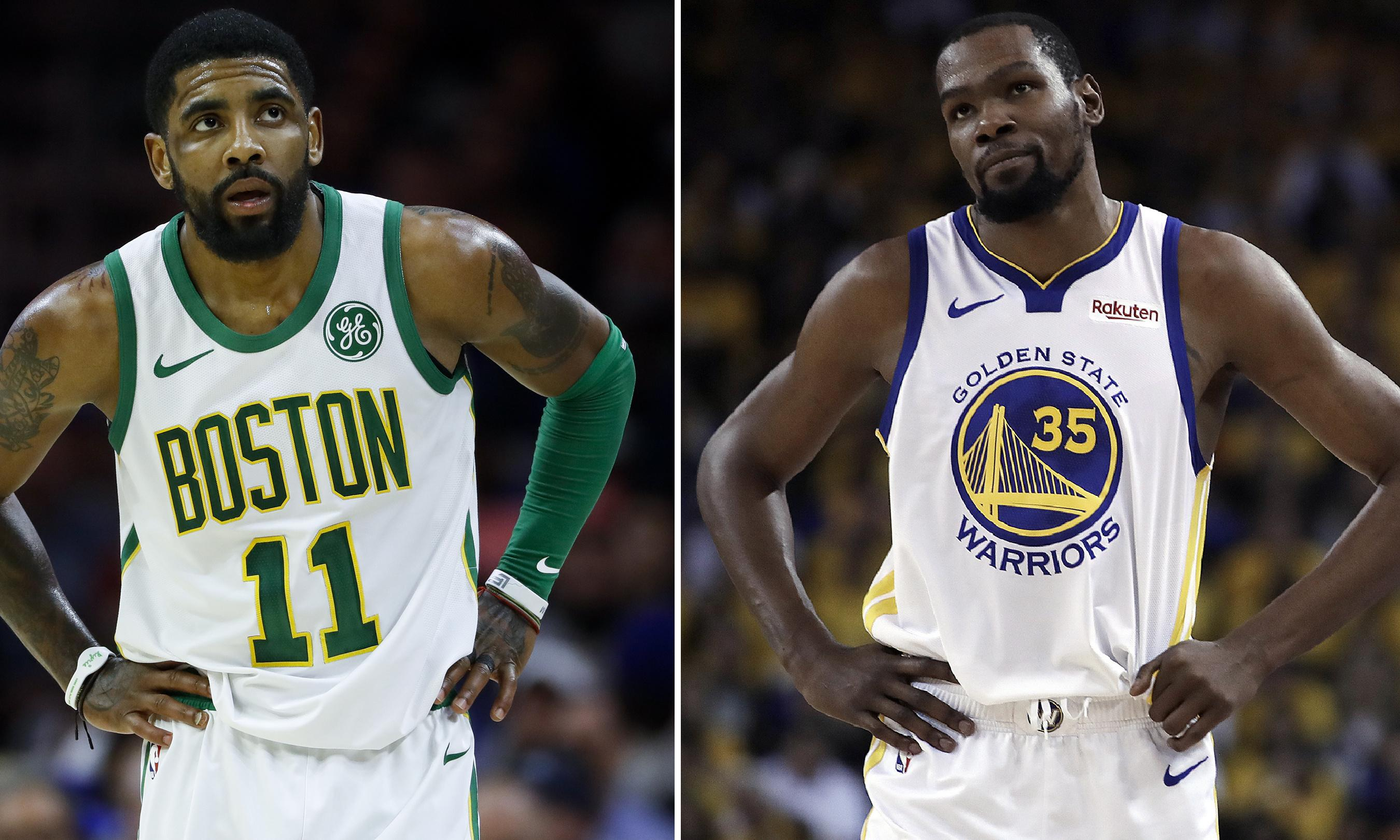 Kevin Durant's Nets move changes everything except the Knicks' incompetence