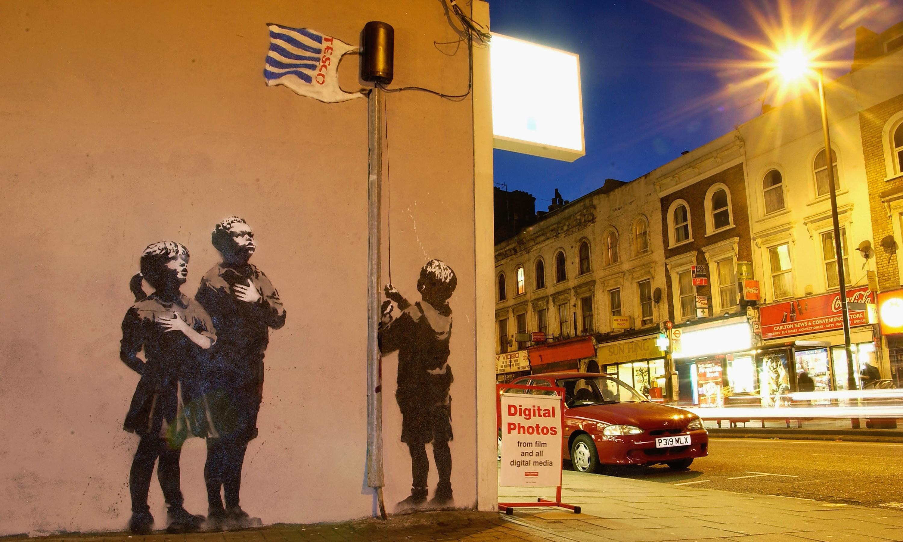 Banksy is the Brits' favourite painter of all time - is this status deserved?