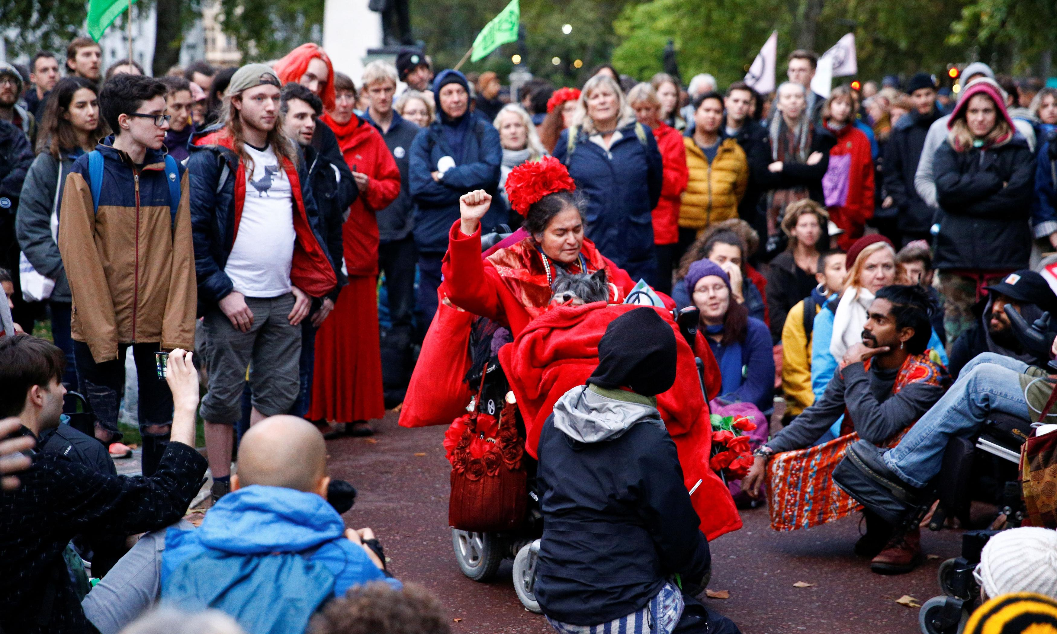 The climate revolution must be accessible – this fight belongs to disabled people too