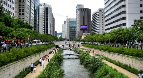 Cheonggyecheon
