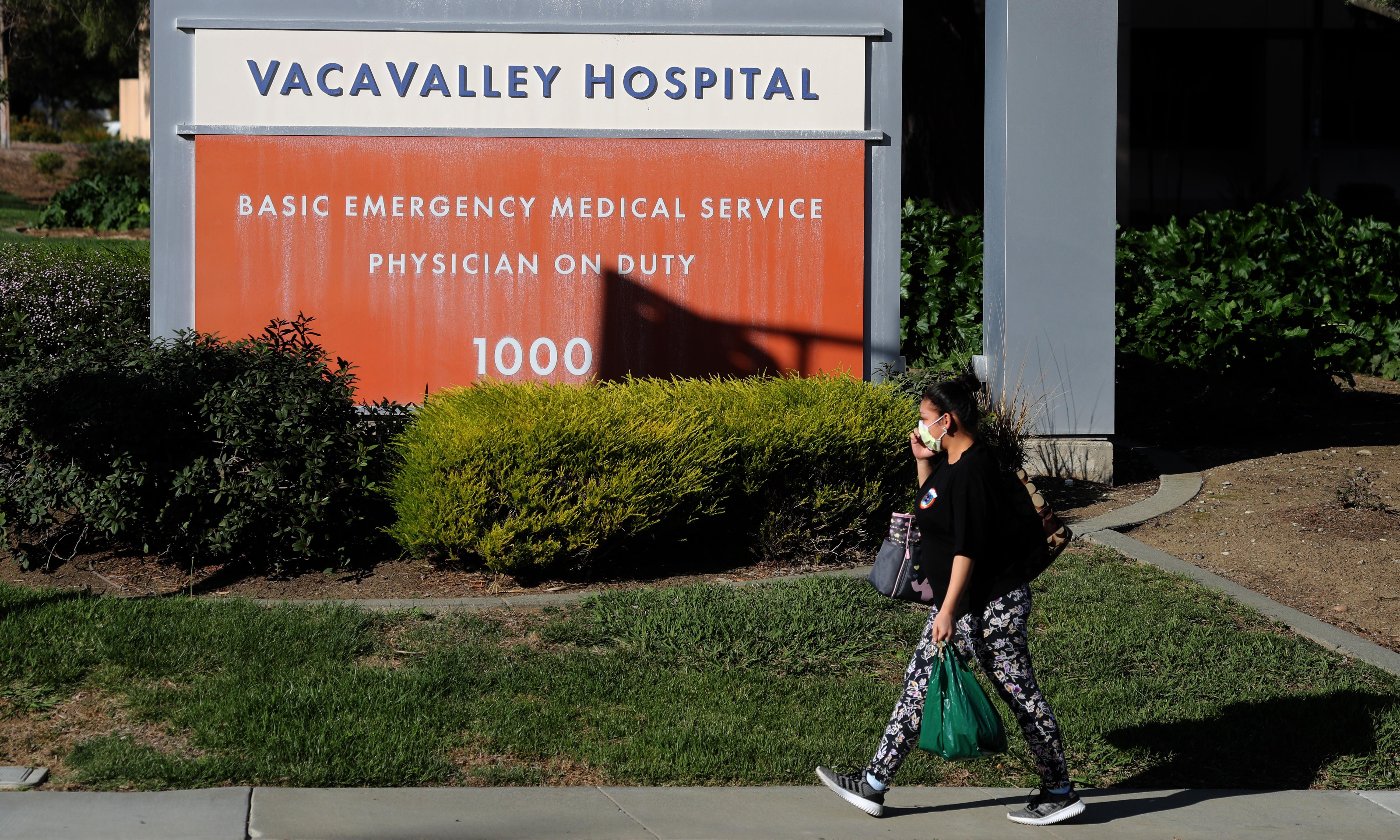Officials scramble to retrace steps of California coronavirus case