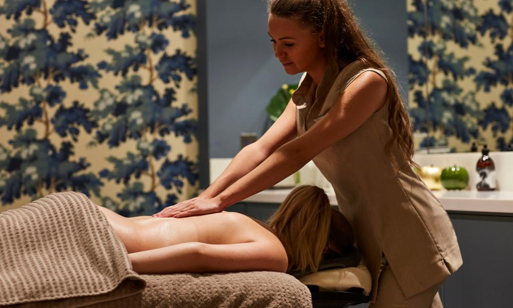 Take the strain: a massage at Rudding Park