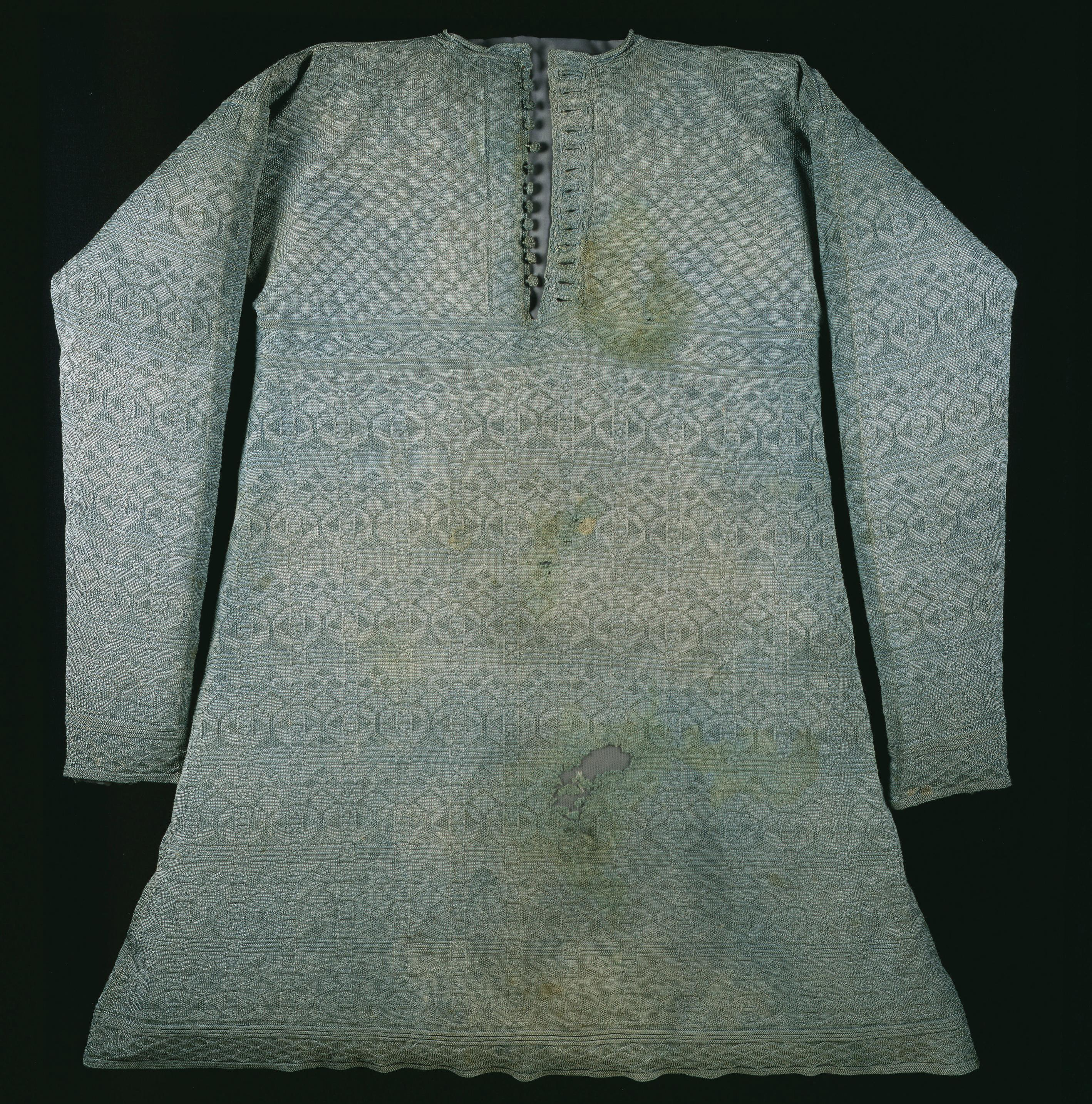 Shirt worn by Charles I for his execution to go on display in London