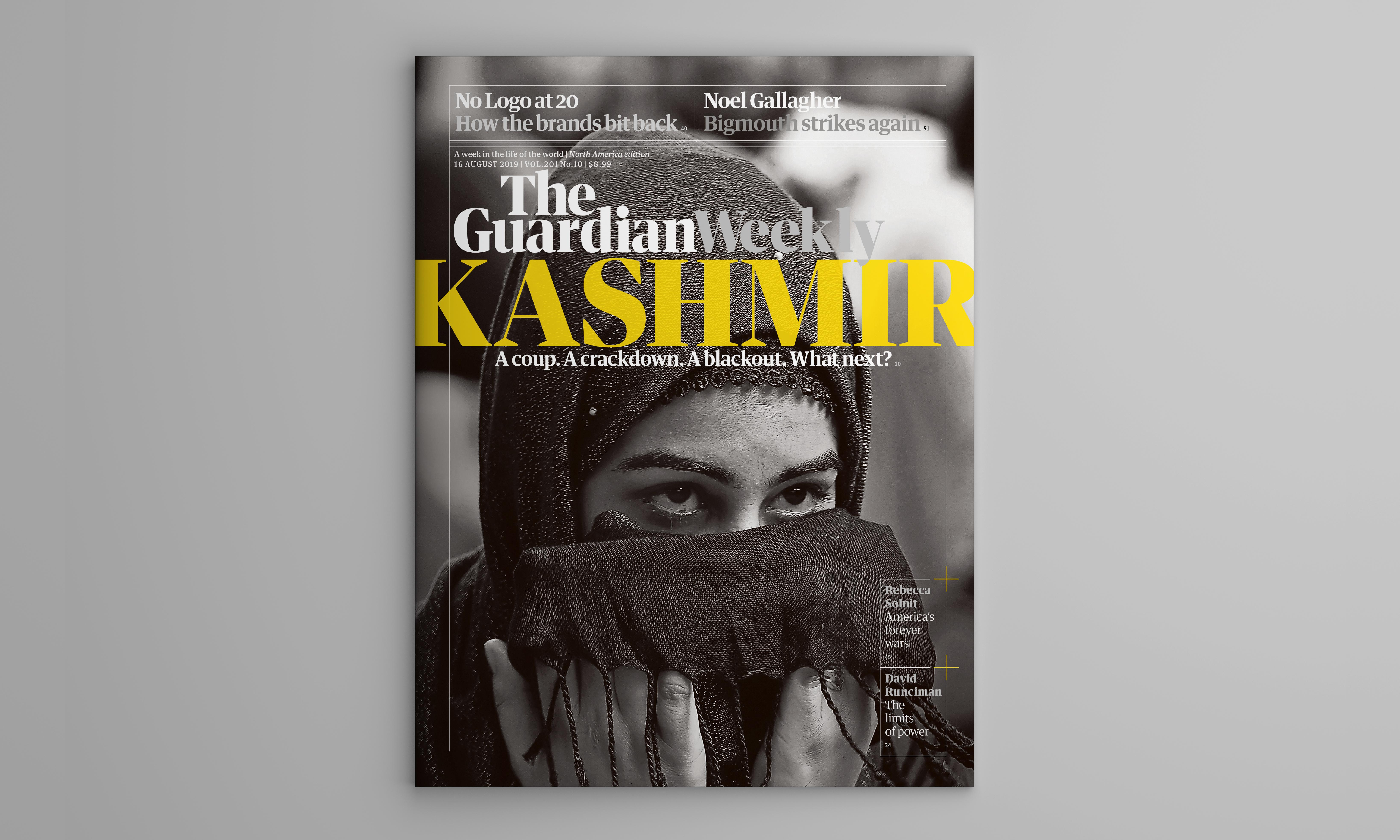 What next for Kashmir? Inside the 16 August Guardian Weekly