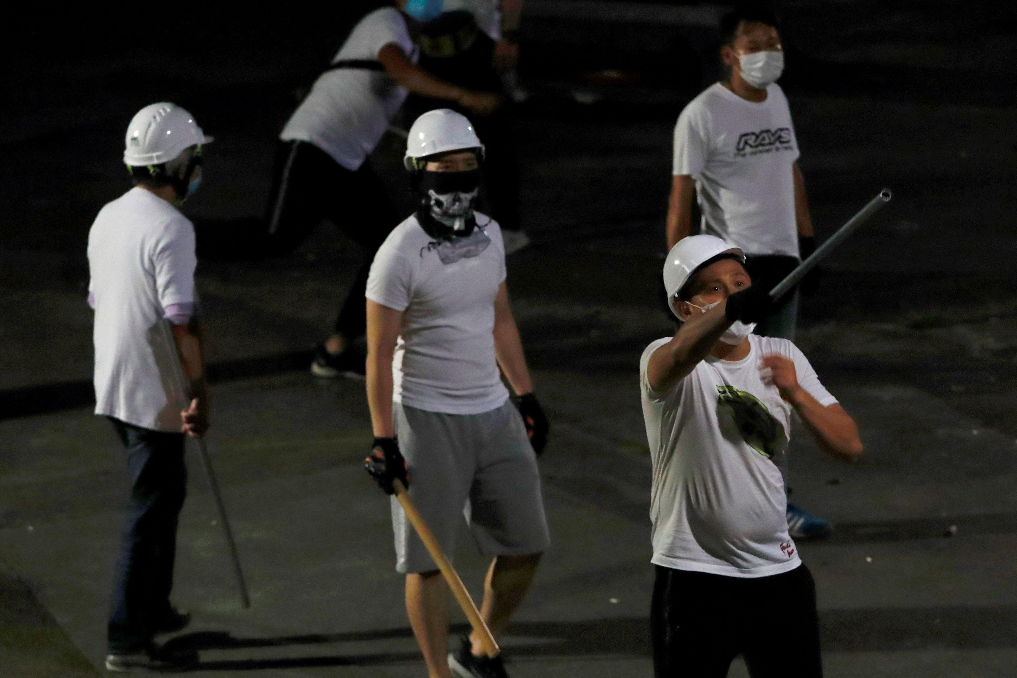 The Guardian view on violence in Hong Kong: an attack on the idea of democracy