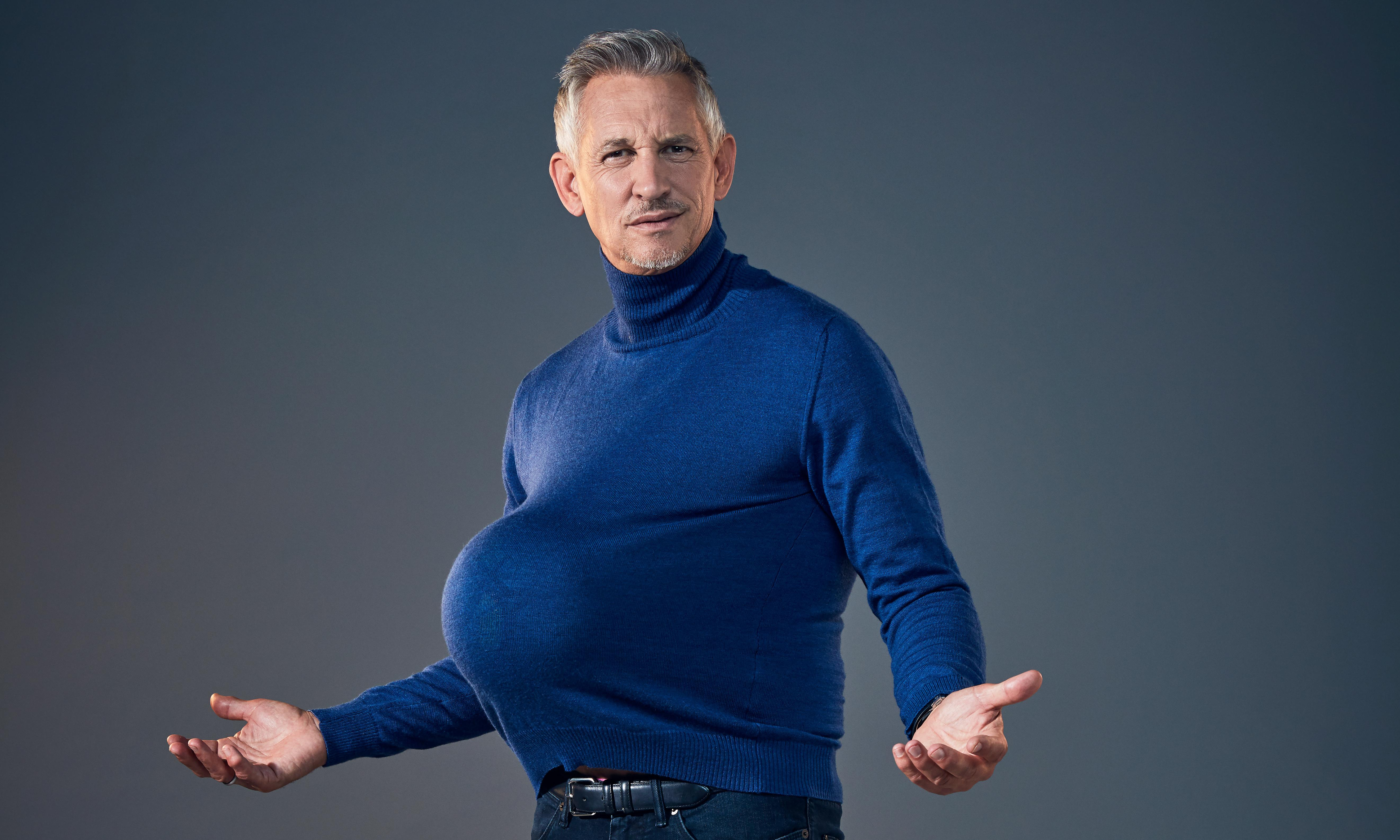 Gary Lineker: 'I wish I'd punched a referee before I retired'