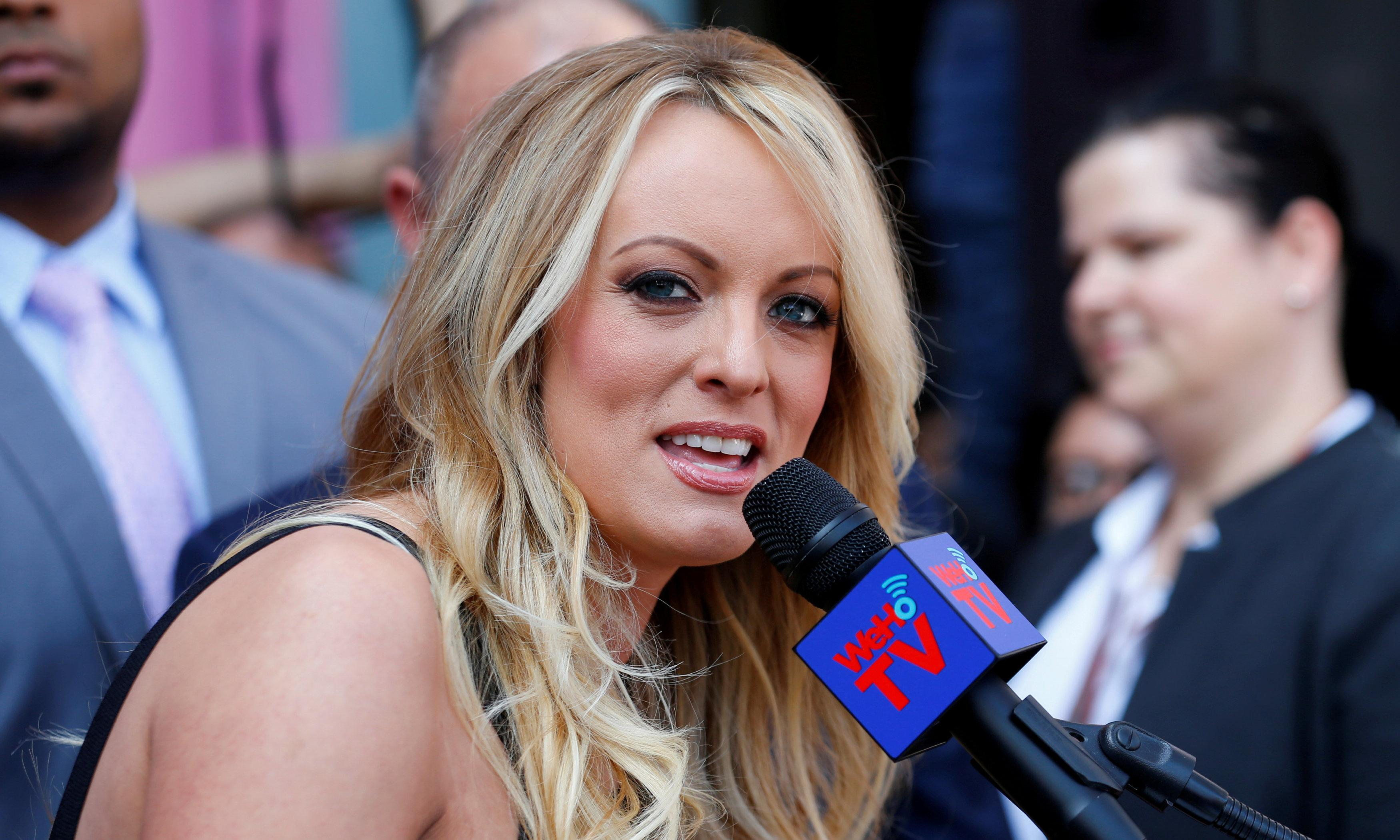 Stormy Daniels ordered to pay Trump nearly $300,000 in legal fees