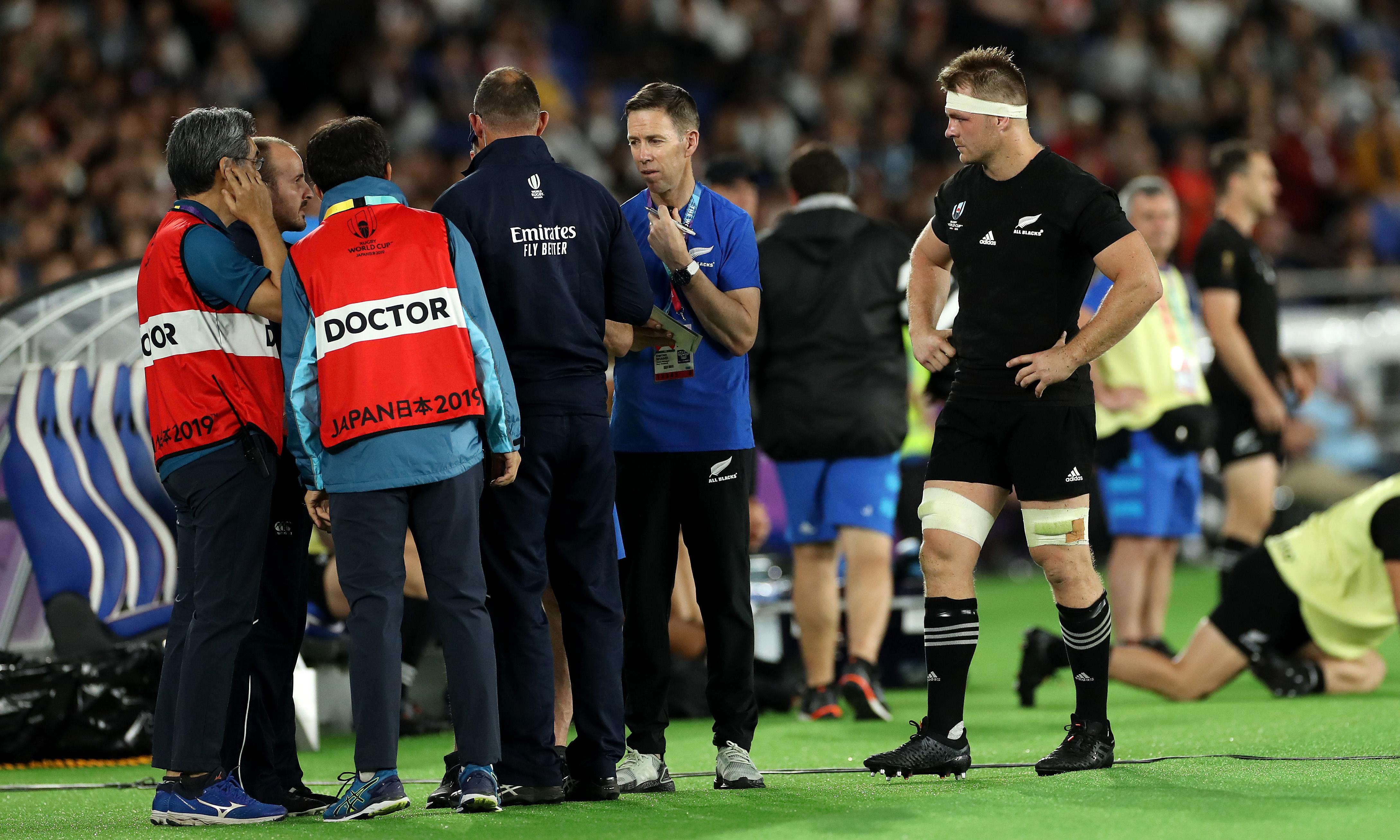 Steve Hansen says World Rugby will alter HIA process after Cane debacle