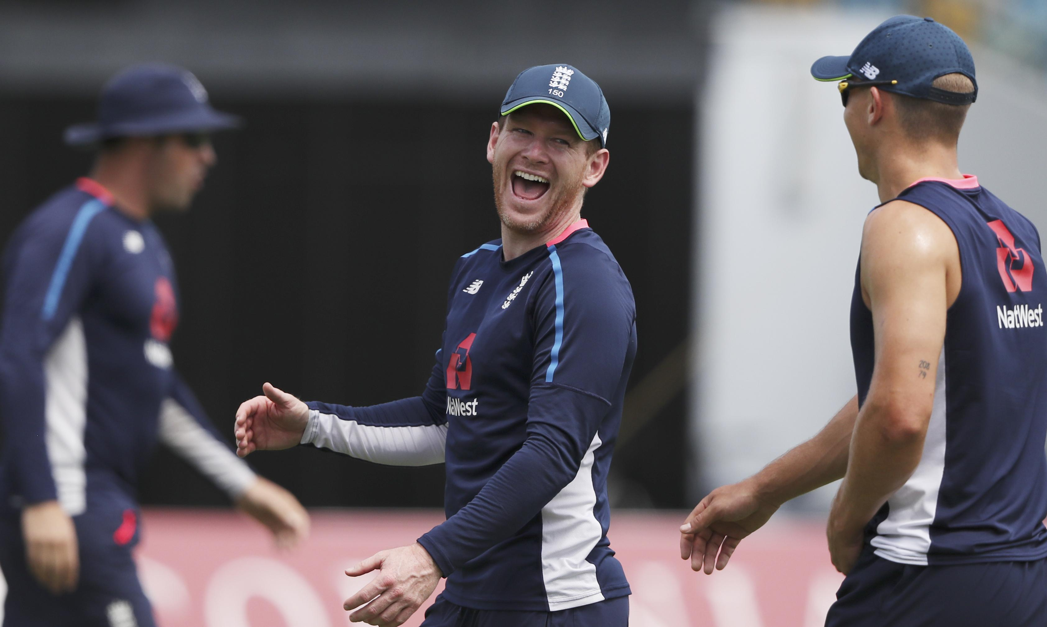 Eoin Morgan expects West Indies to put England's dominance to the test