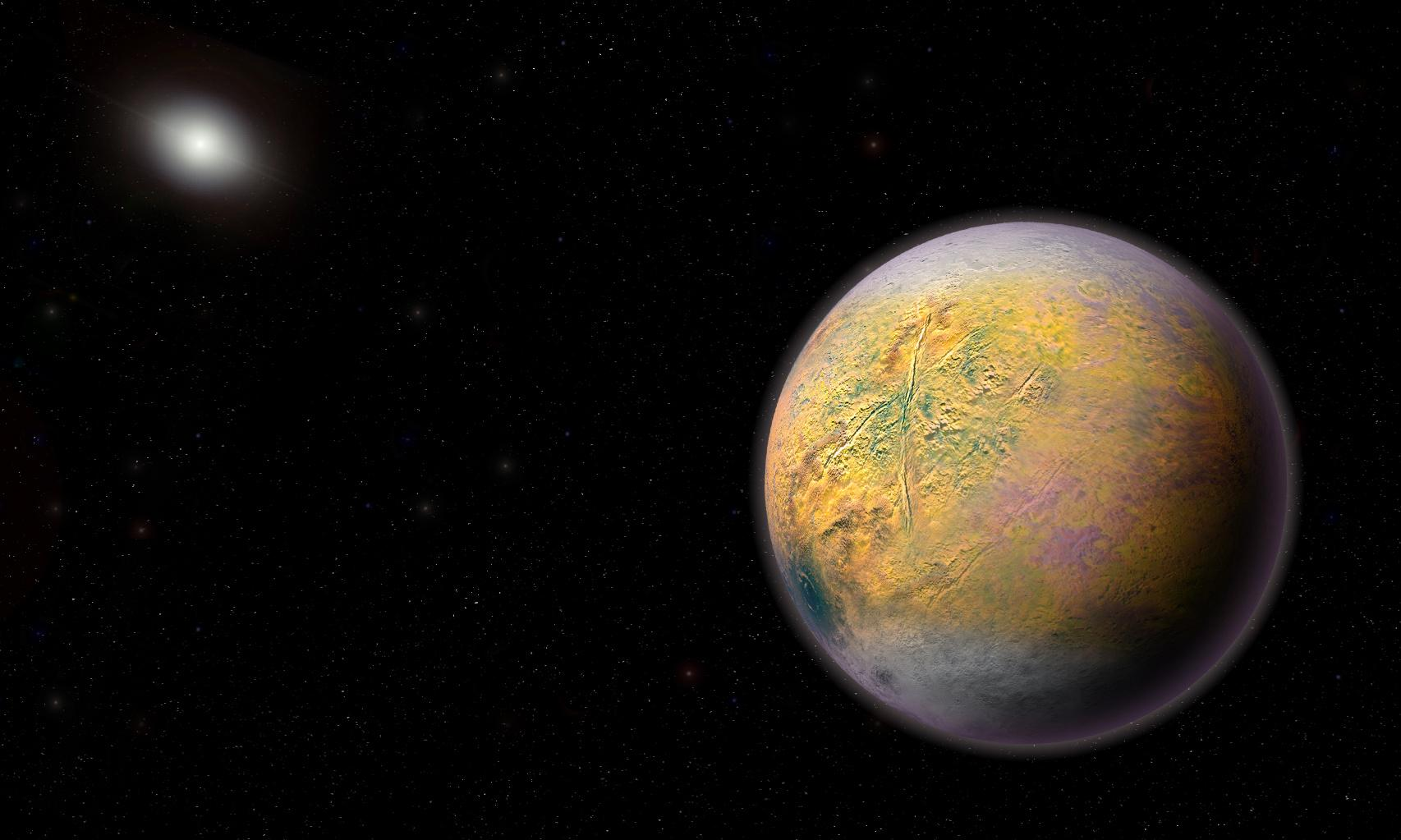Dwarf planet 'The Goblin' discovery redefining solar system