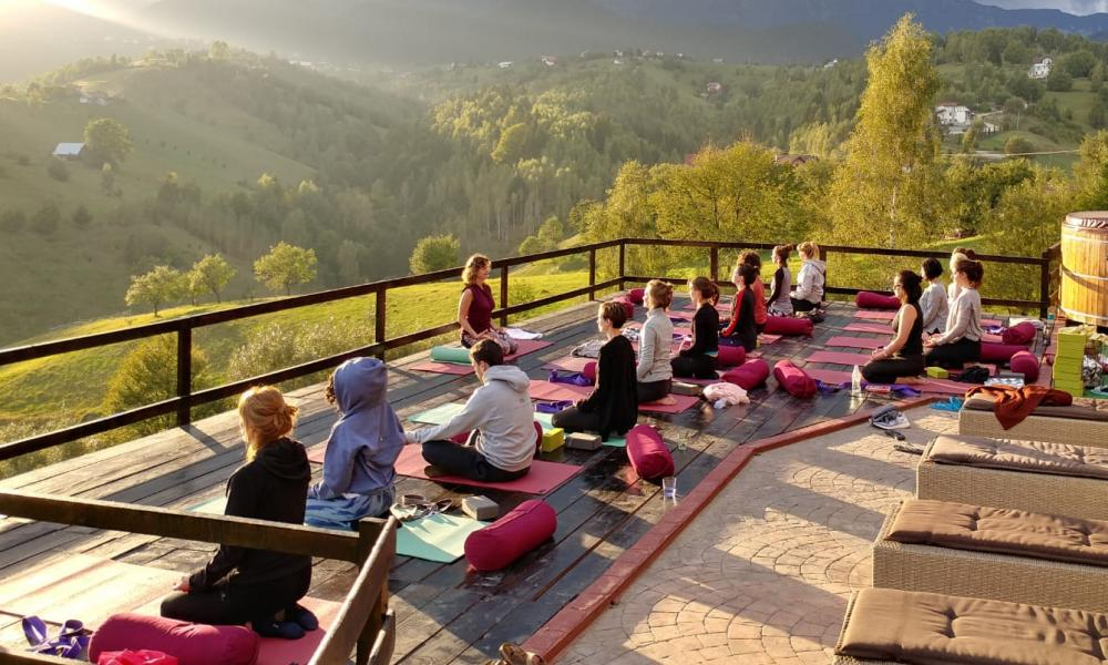 Akasha Wellness, Romania.