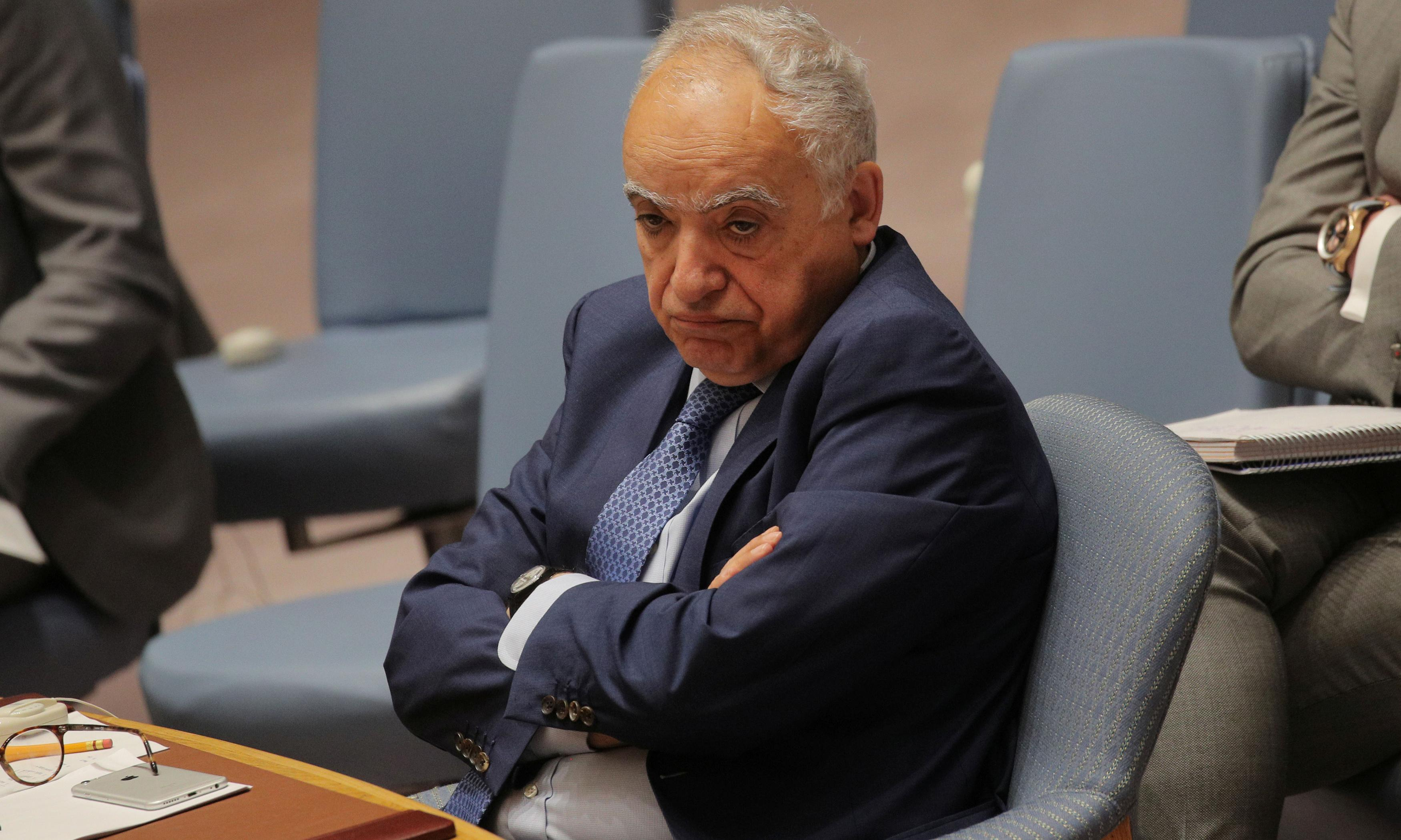 UN envoy attacks lack of 'moral motivation' to end Libyan war