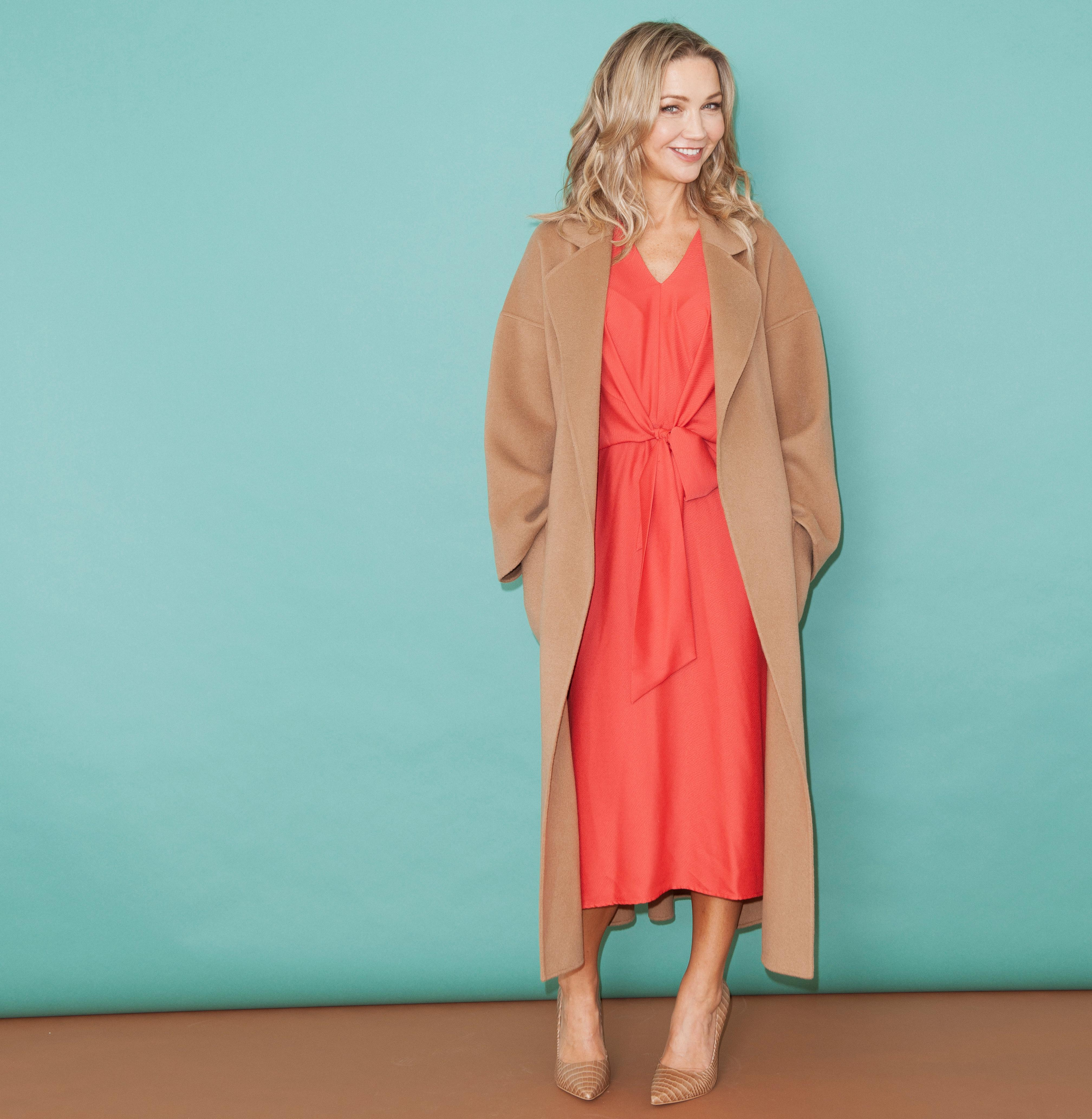 How to wear a big easy coat