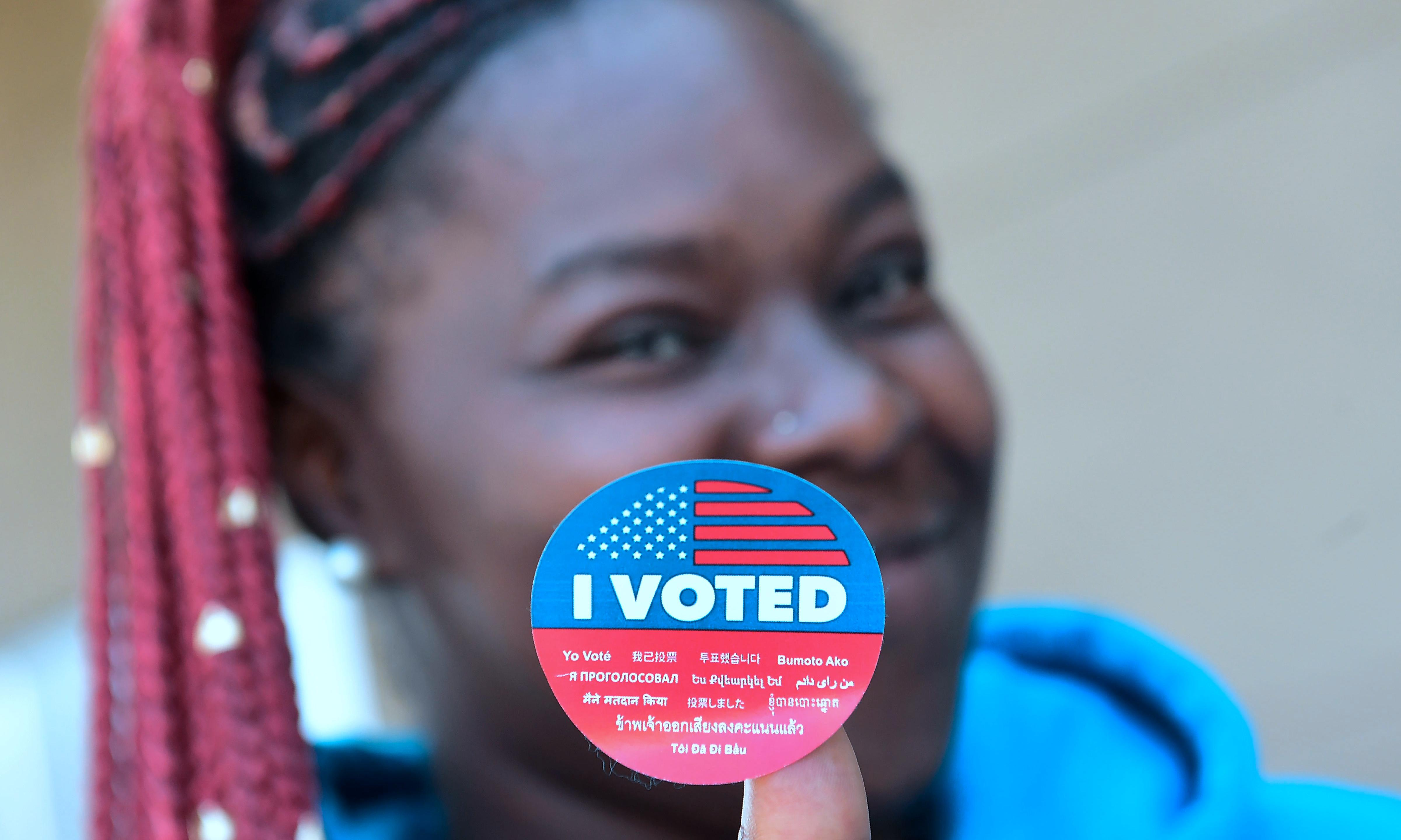 Activists say new Tennessee law aims to suppress African American votes