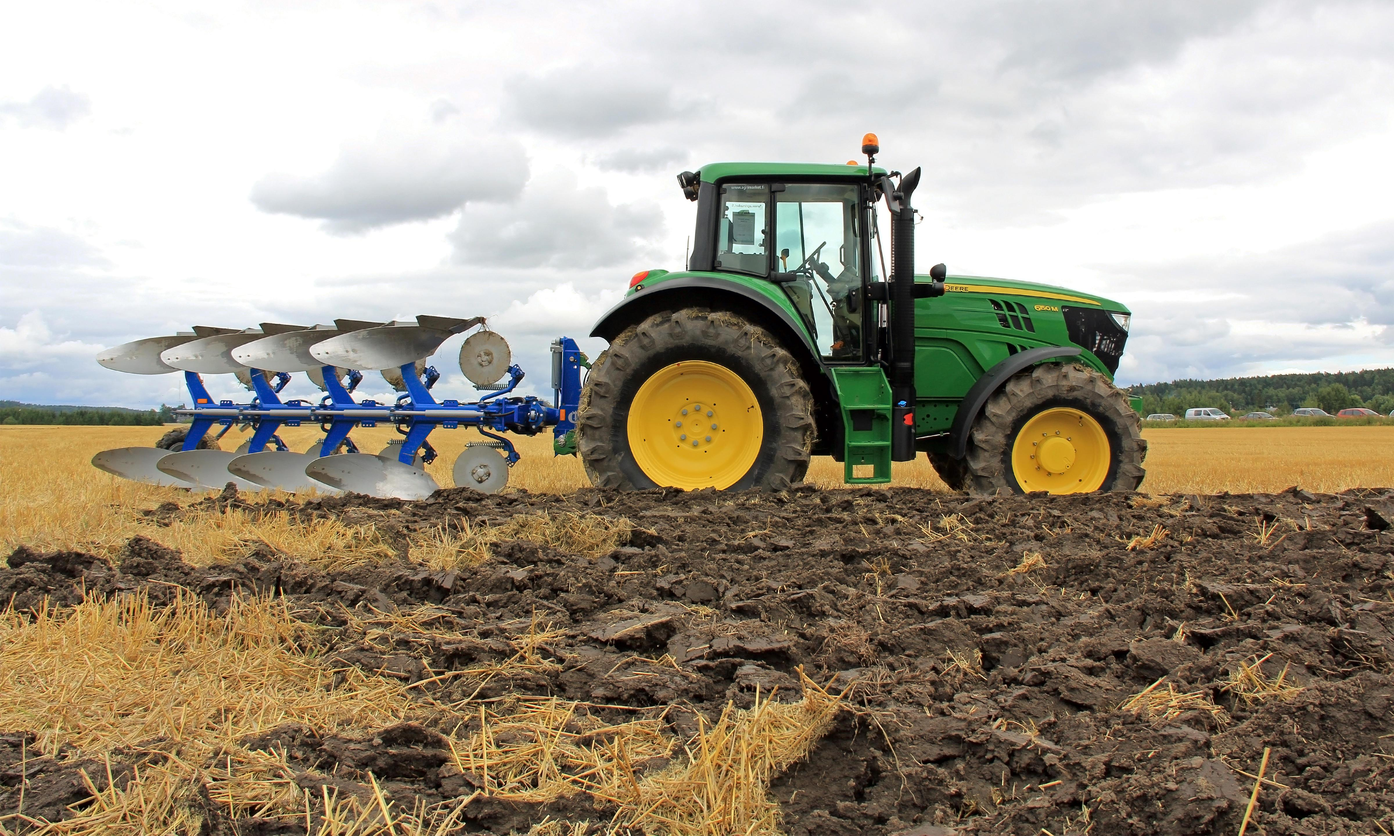 The need for better soil, and fewer people