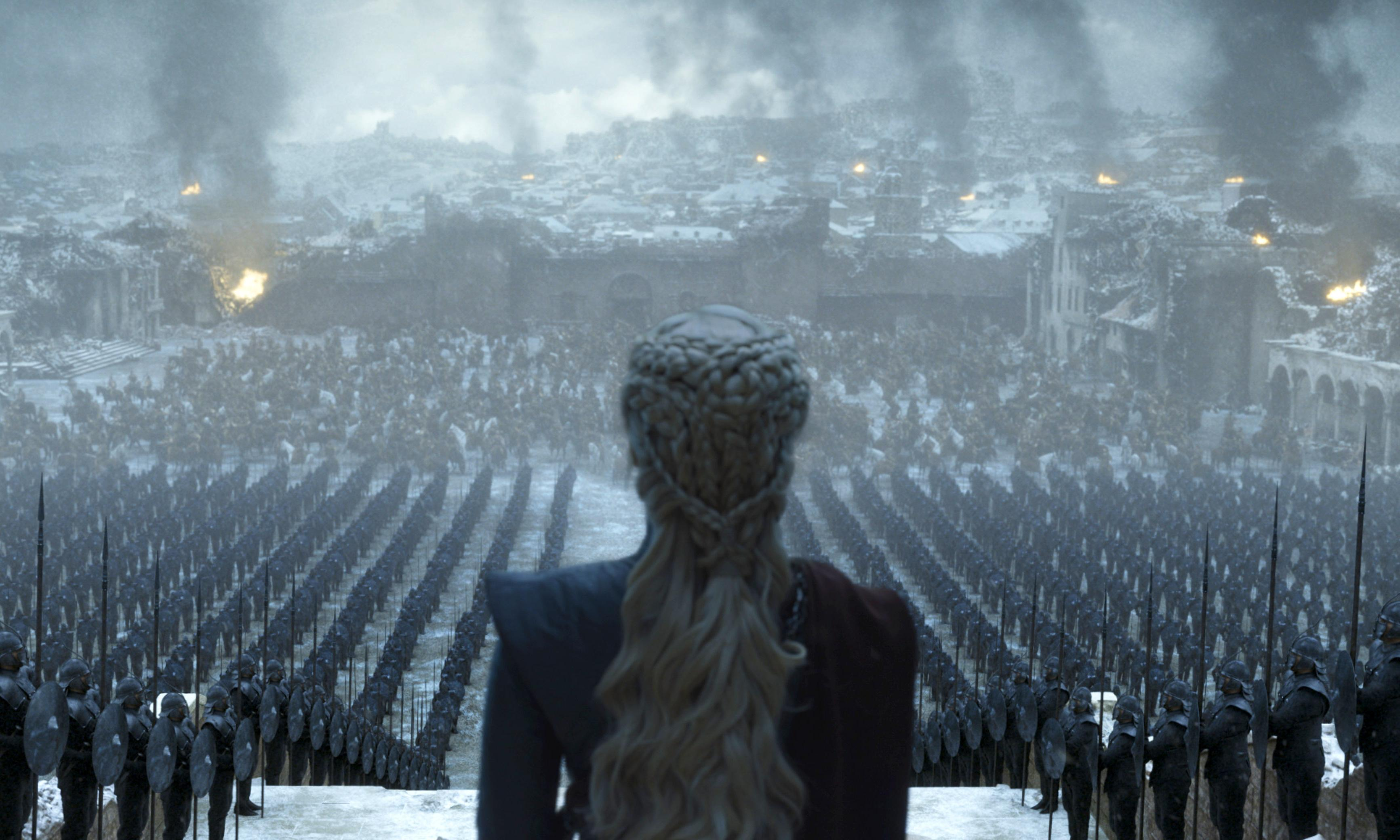 Game of Thrones: 3.2m UK viewers watched 2am finale