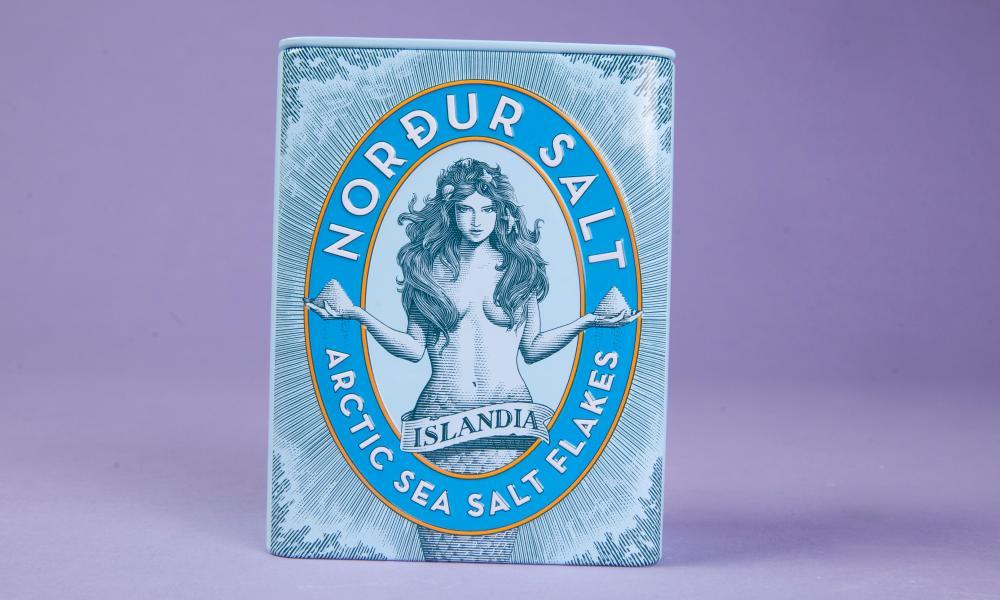 Norður Salt Arctic sea salt flakes