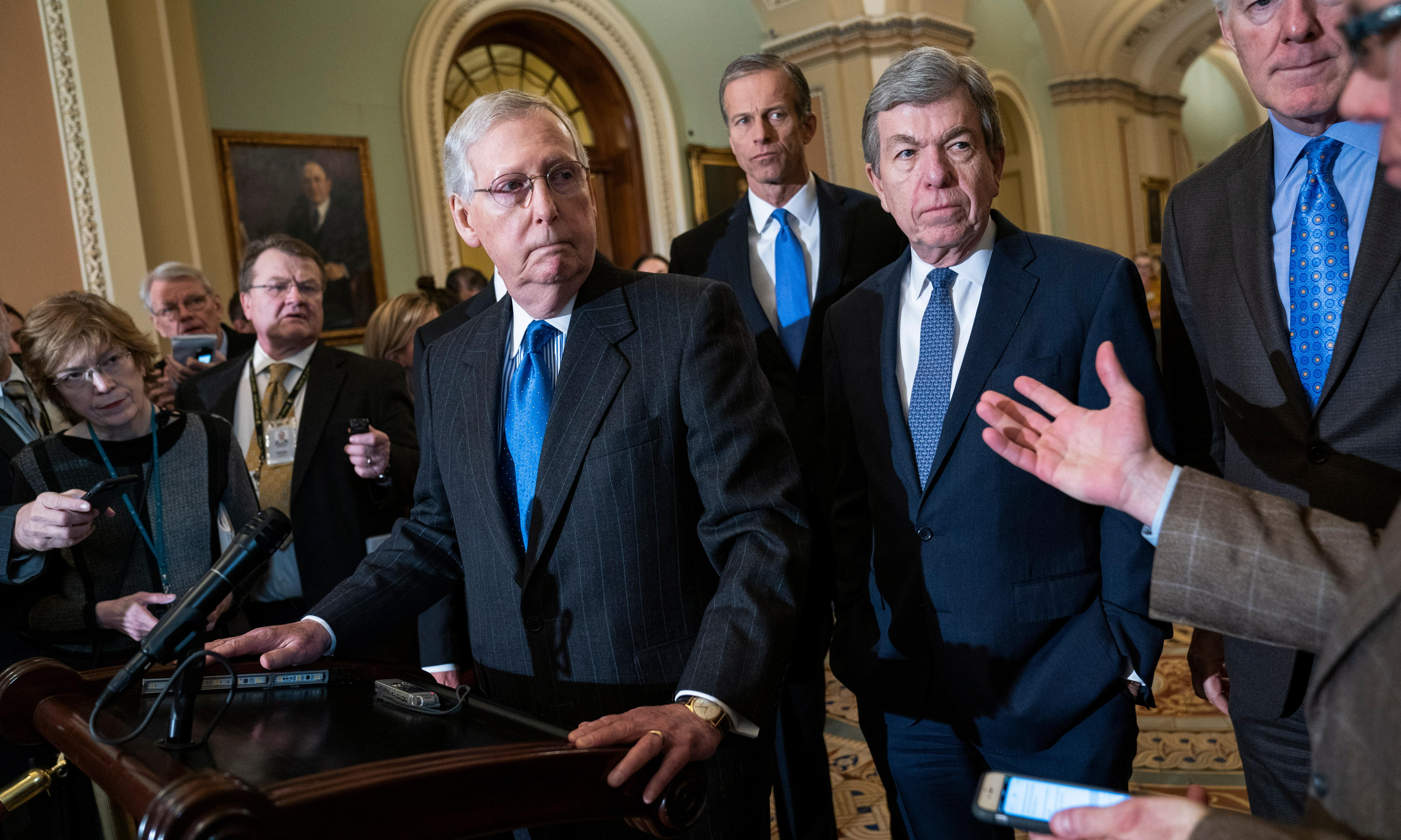 Criminal justice reform bill headed for vote after McConnell comes off fence