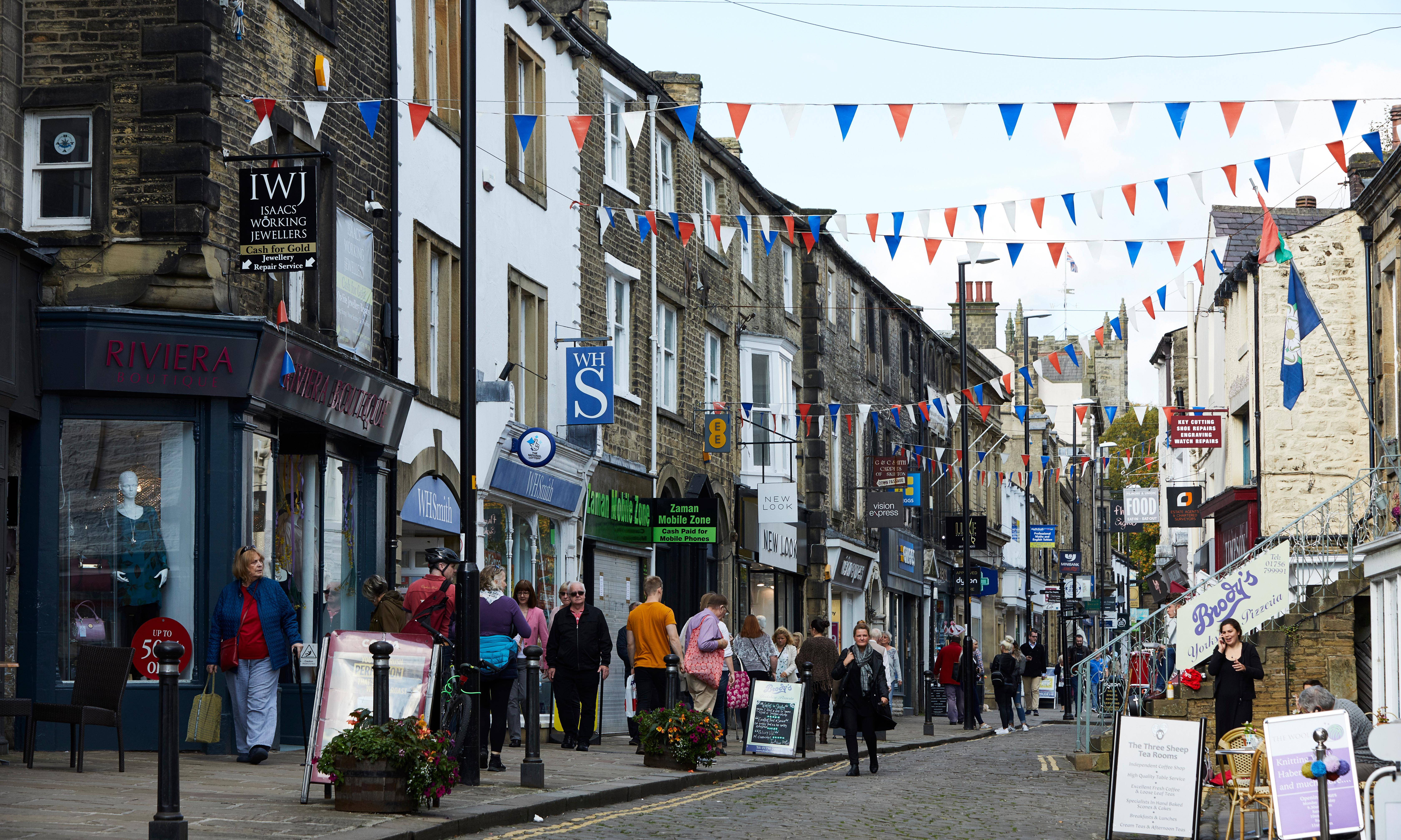 What future for Britain's high streets?