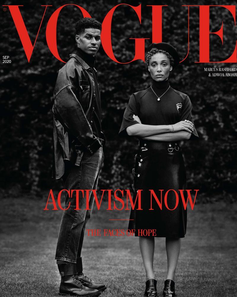 British Vogue September Issue 2020 Credit: Misan Harriman