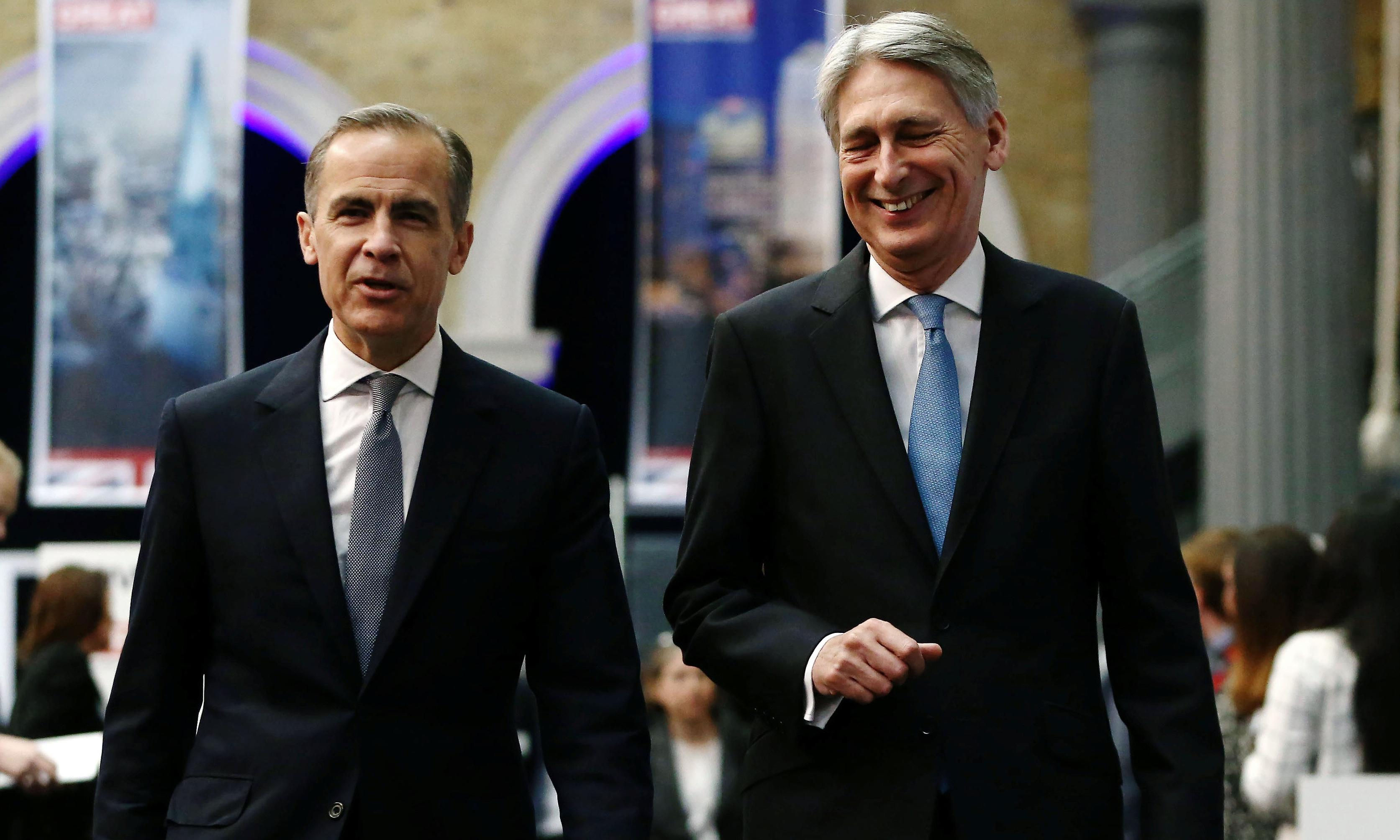 Hammond must seek answers from Bank of England hopefuls