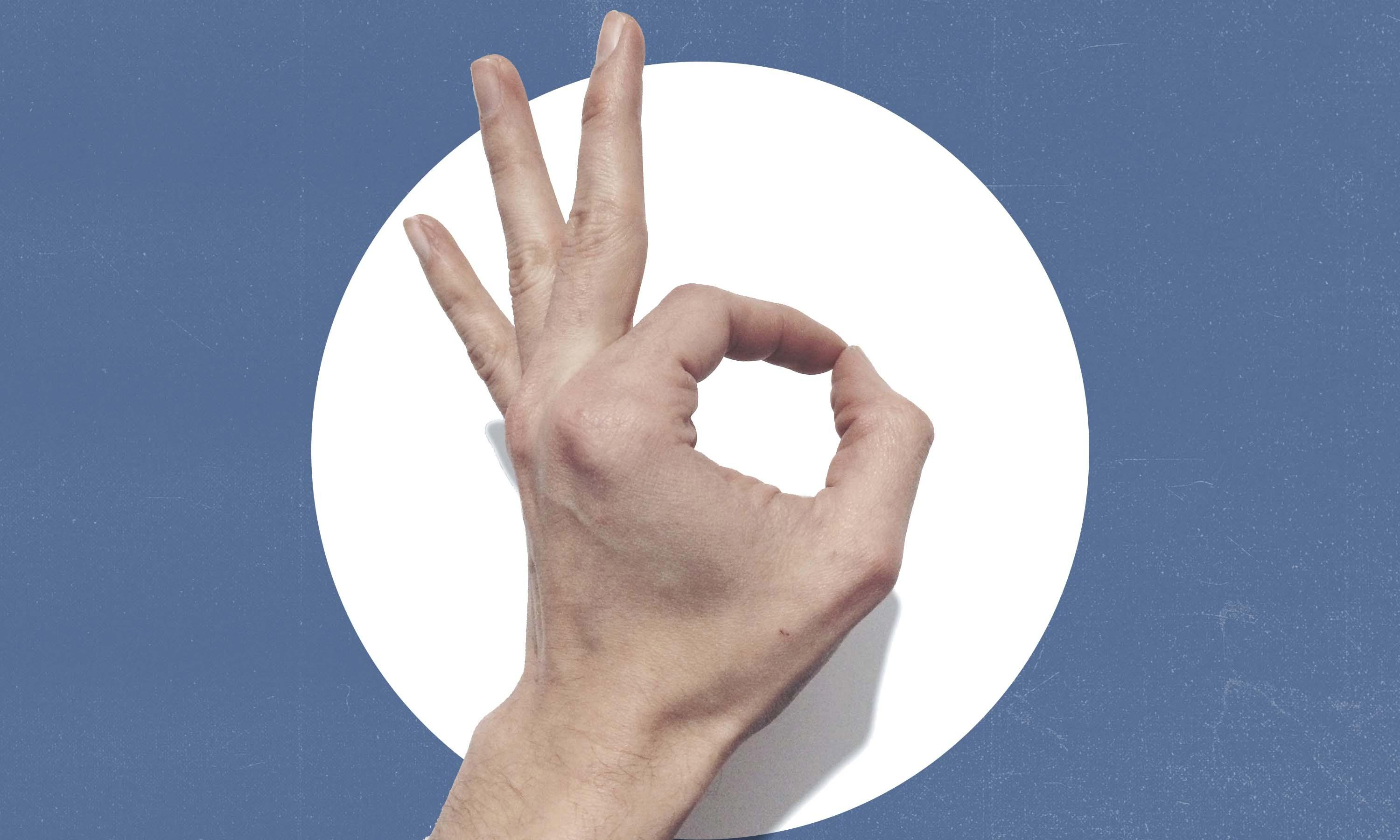 How the alt-right co-opted the OK hand sign to fool the media