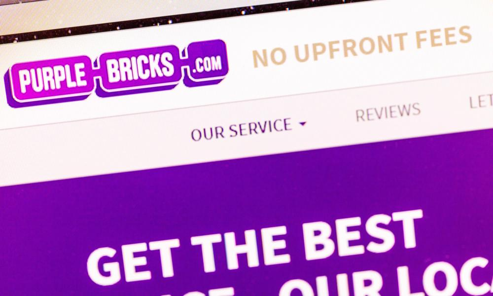 first half losses double at purplebricks as housing market stalls