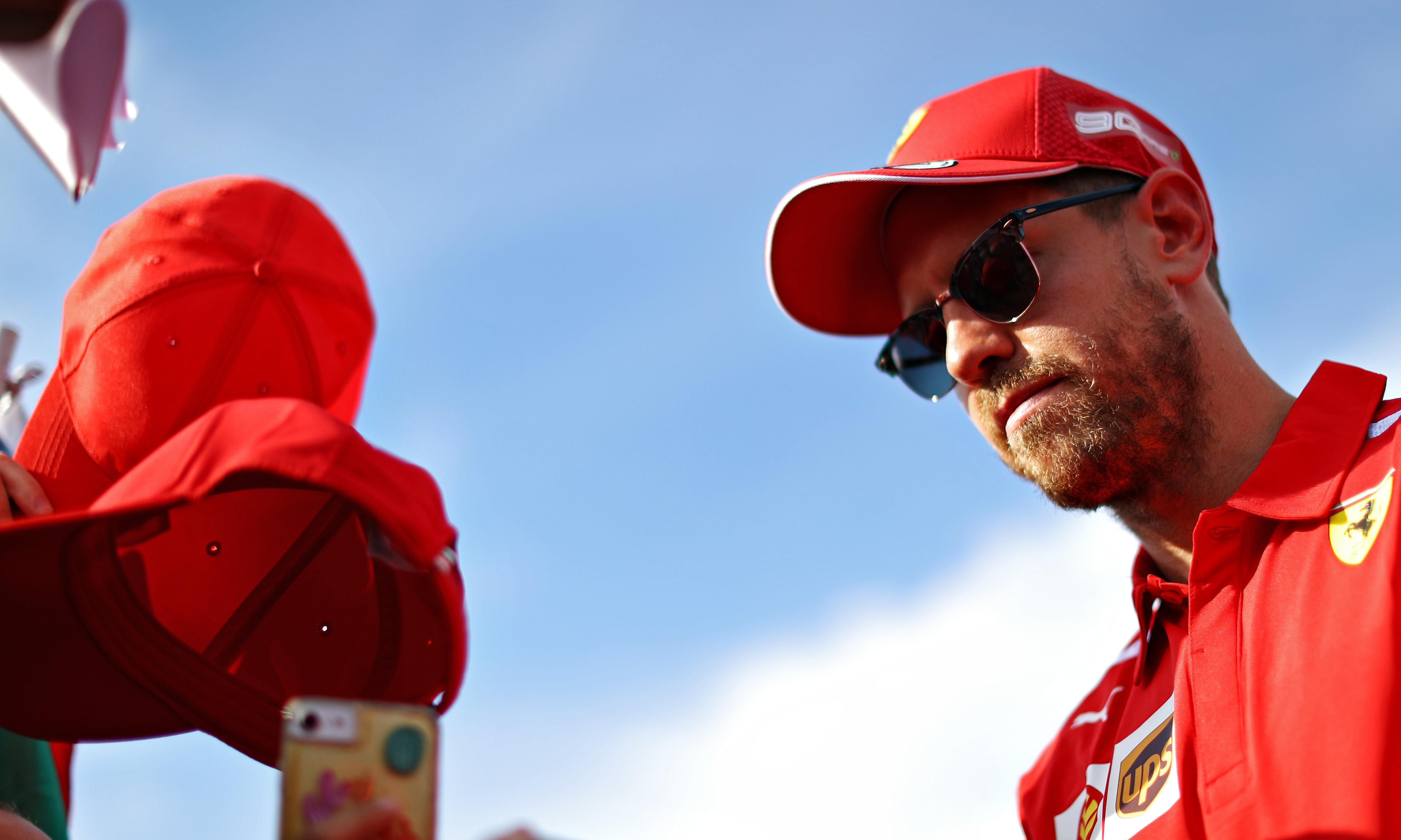 Sebastian Vettel calls for inquiry into Canadian Grand Prix incident