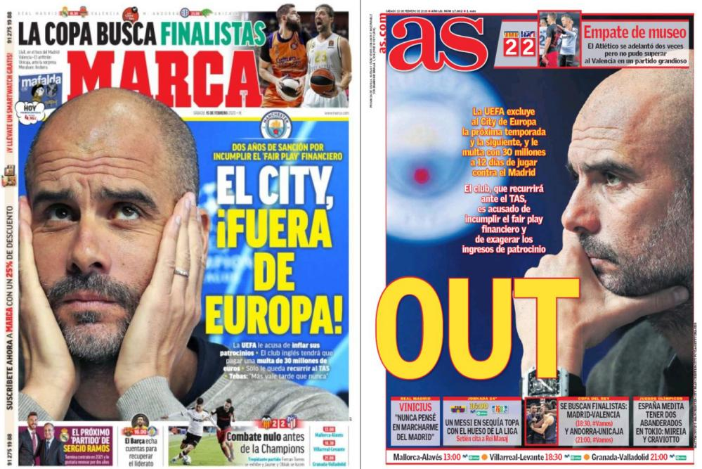 Marca and AS give their verdicts