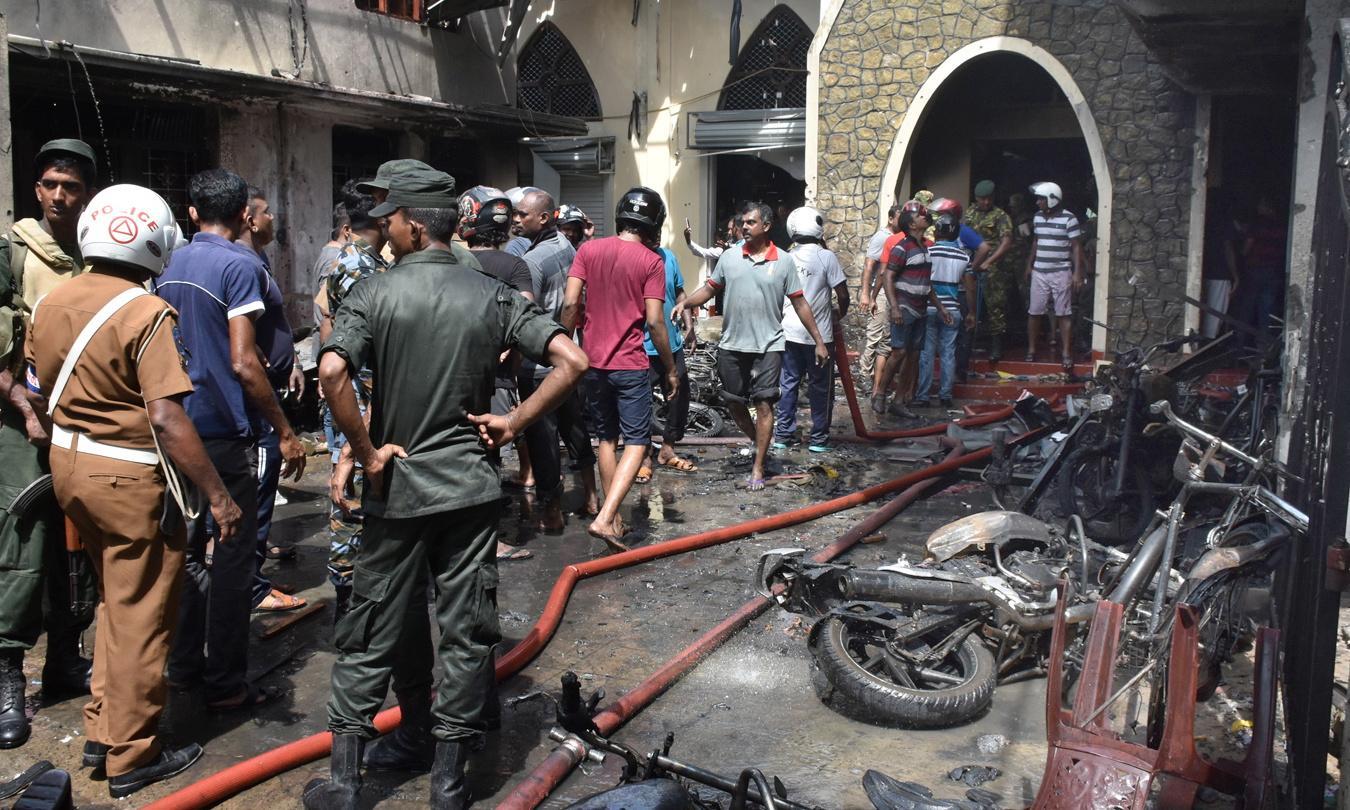 Sri Lanka explosions: what we know so far